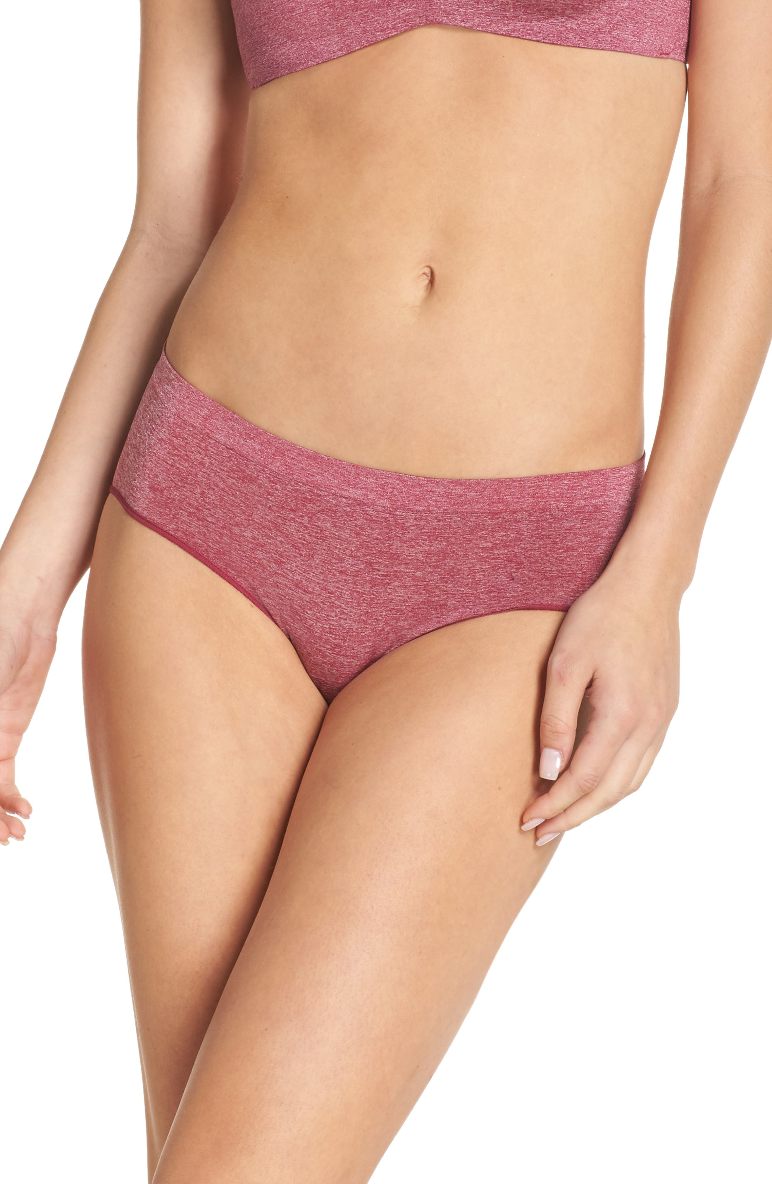 b.tempt'd by Wacoal Hipster Briefs (3 for $33)
