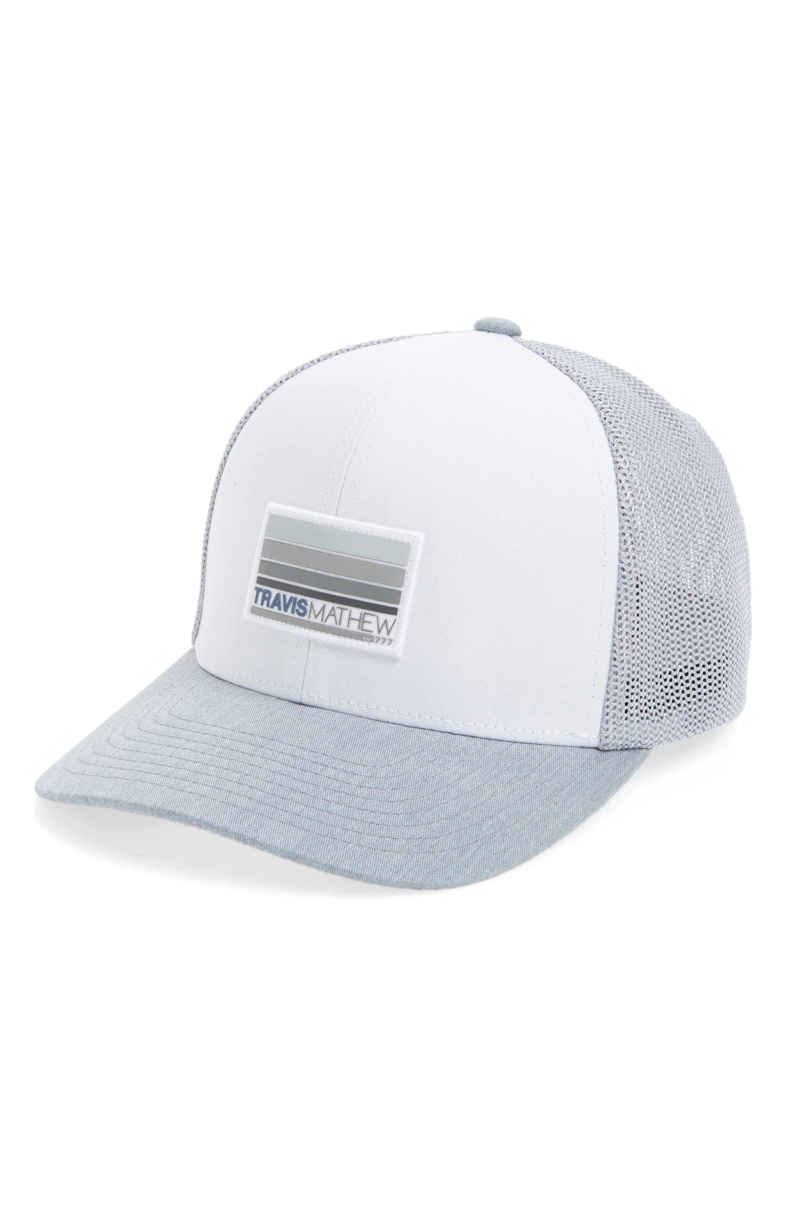 Travis Mathew Brian Trucker Cap