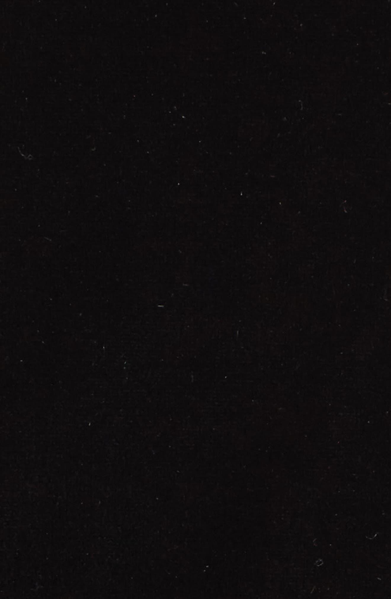 Alternate Image 5  - Alex Evenings Stretch Velvet Blouse (Plus Size)