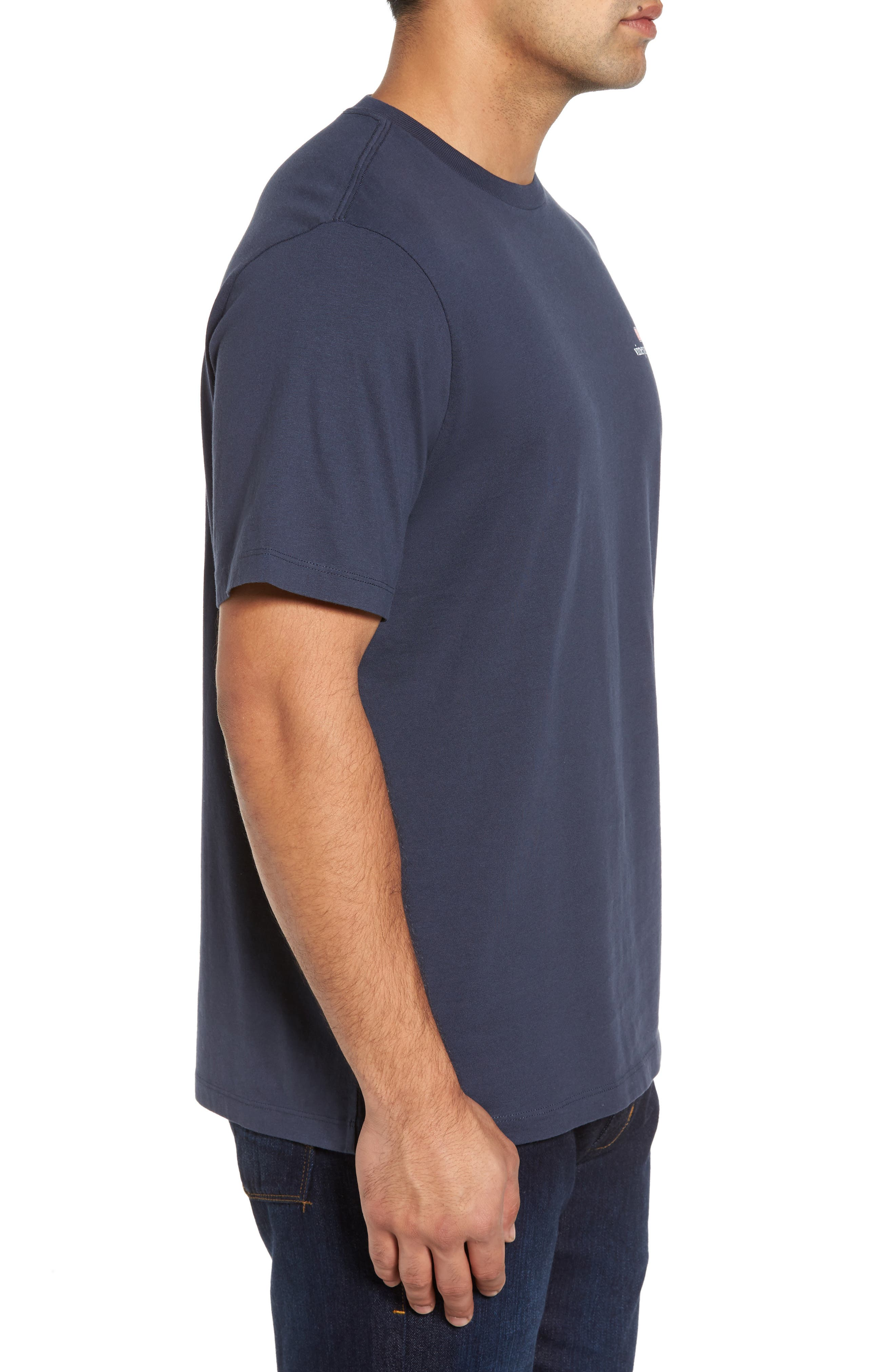 Alternate Image 3  - vineyard vines Graphic T-Shirt