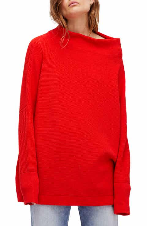 Women's Red Sweaters | Nordstrom