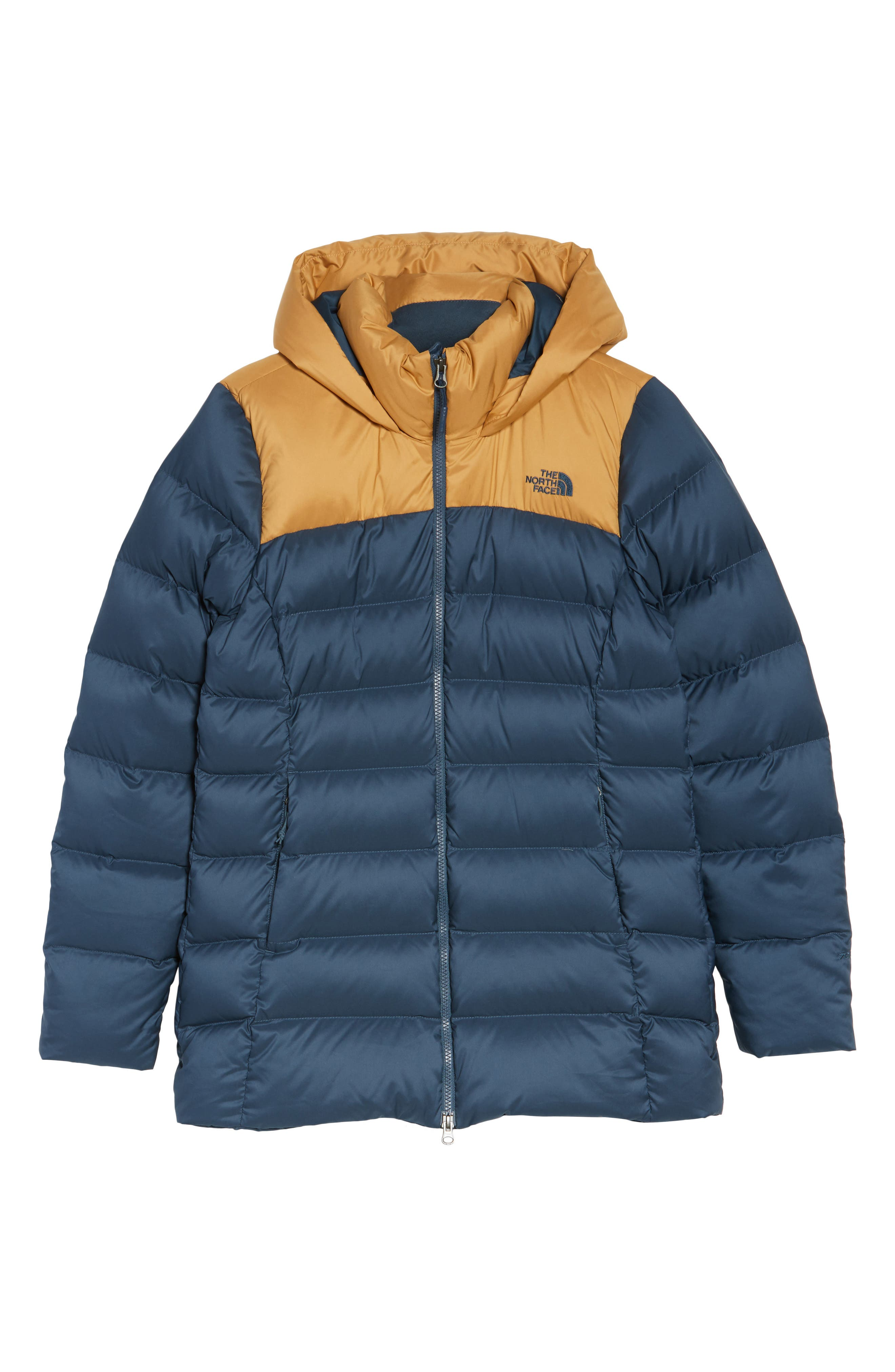 Alternate Image 6  - The North Face Nupste Ridge Down Jacket