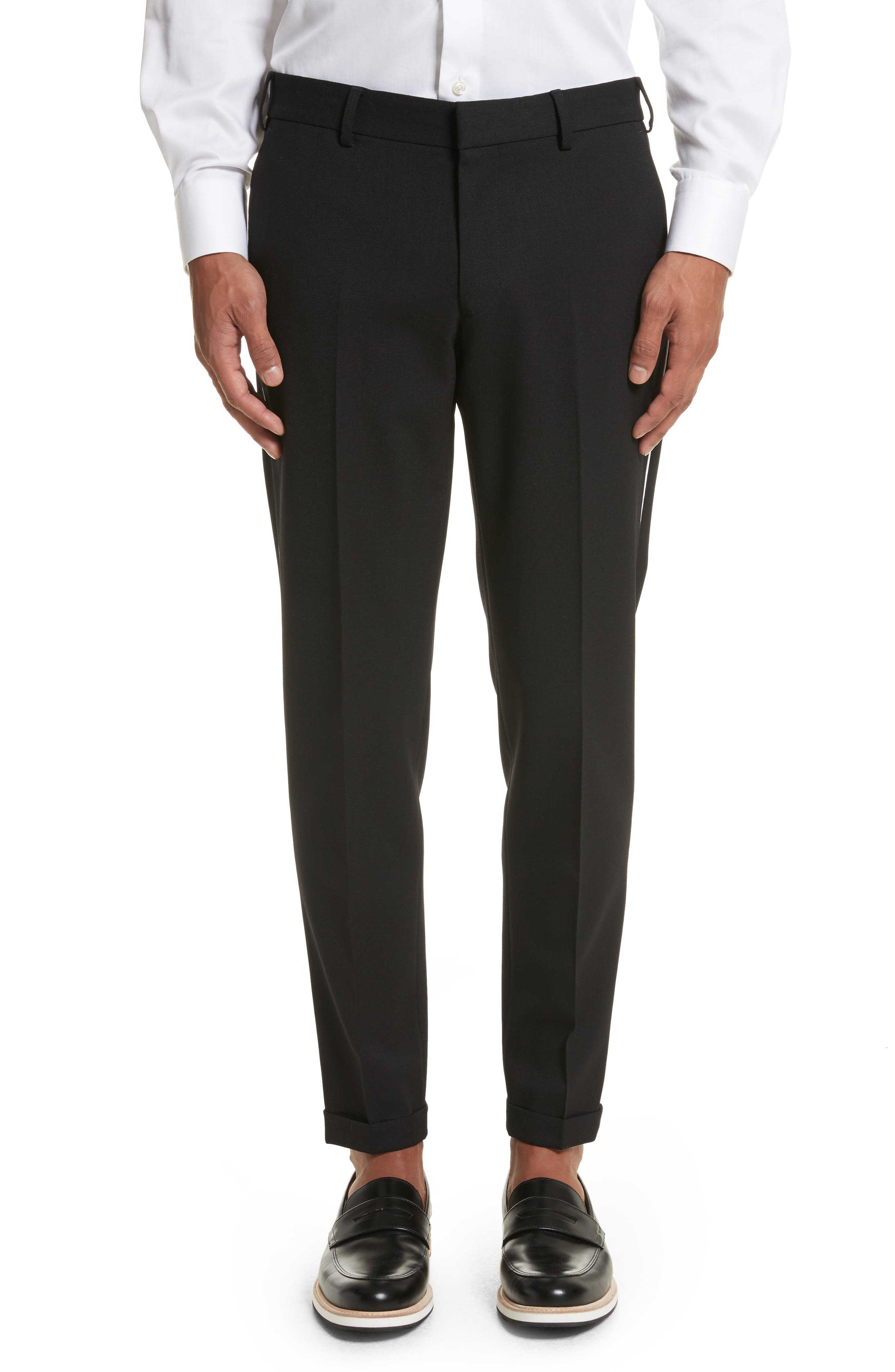 The Kooples Piped Suit Trousers