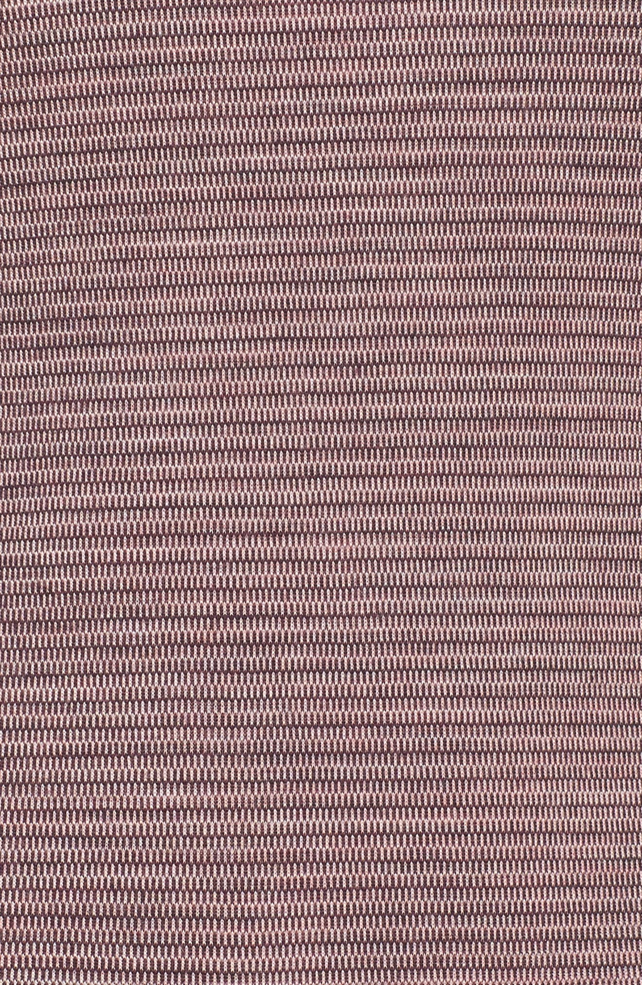 Merino Wool 250 Base Layer Top,                             Alternate thumbnail 6, color,                             Bordeaux