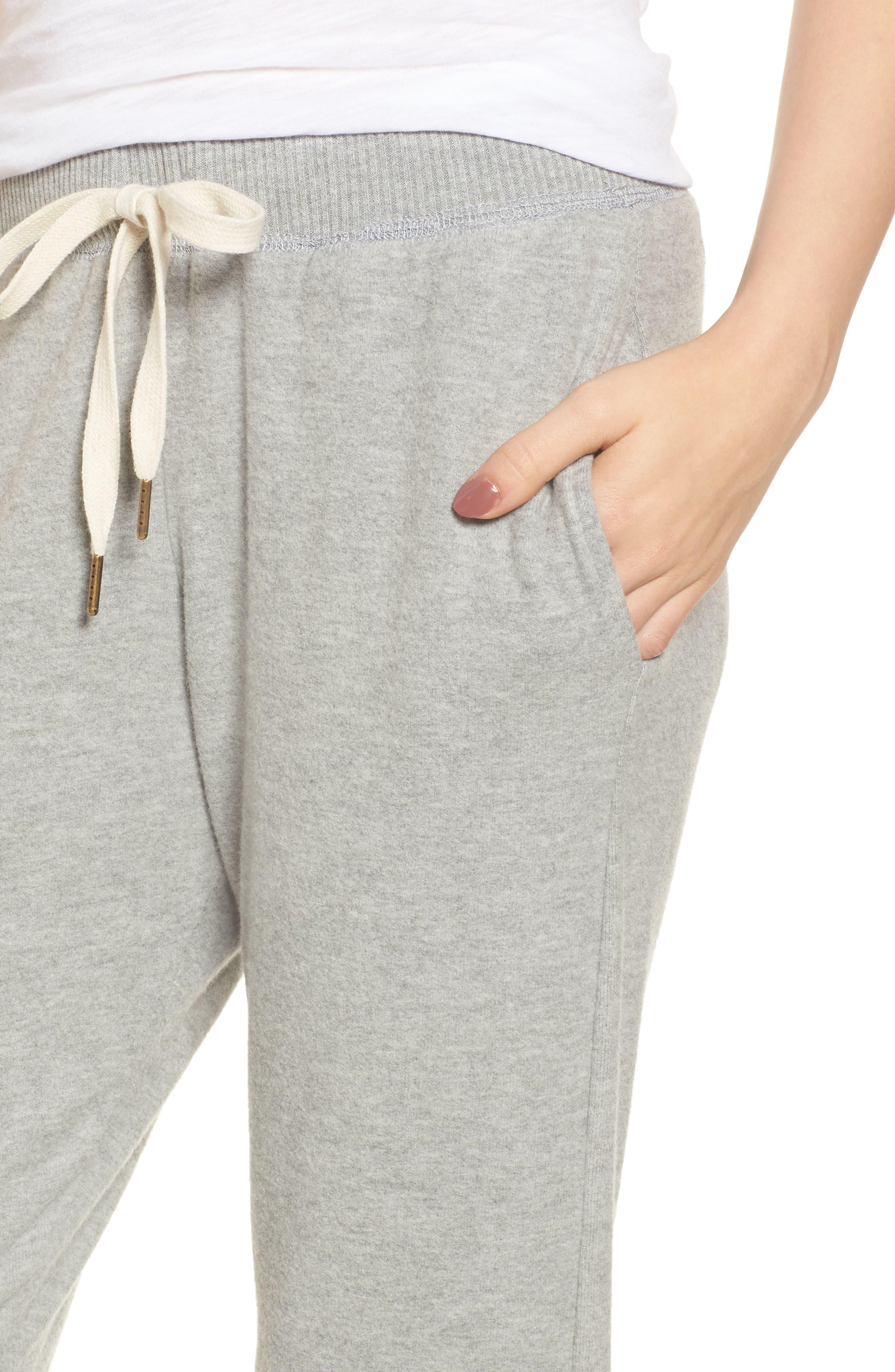 Alternate Image 4  - BP. Fleece Jogger Pants