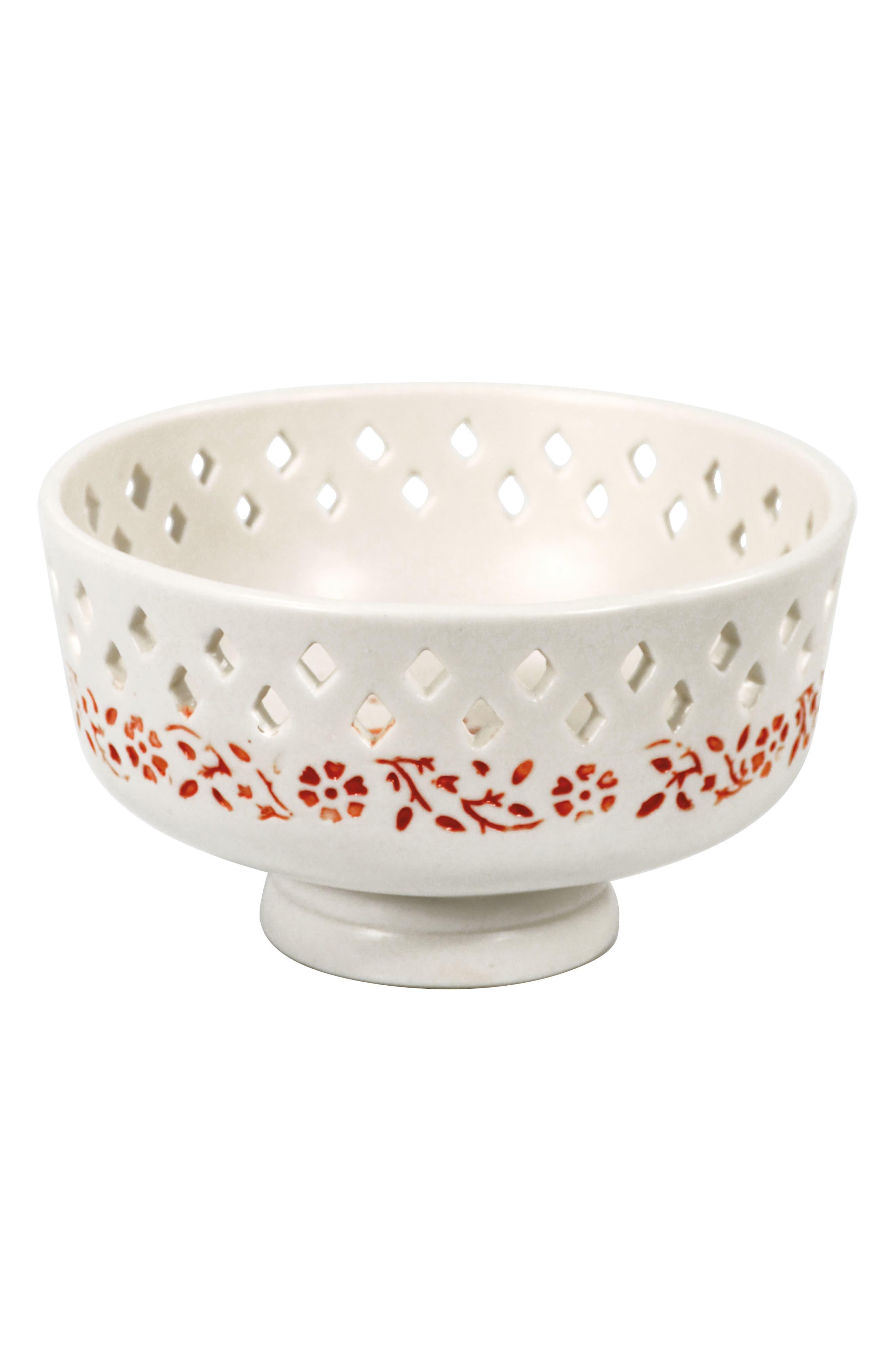 John Robshaw Lakki Soap Dish