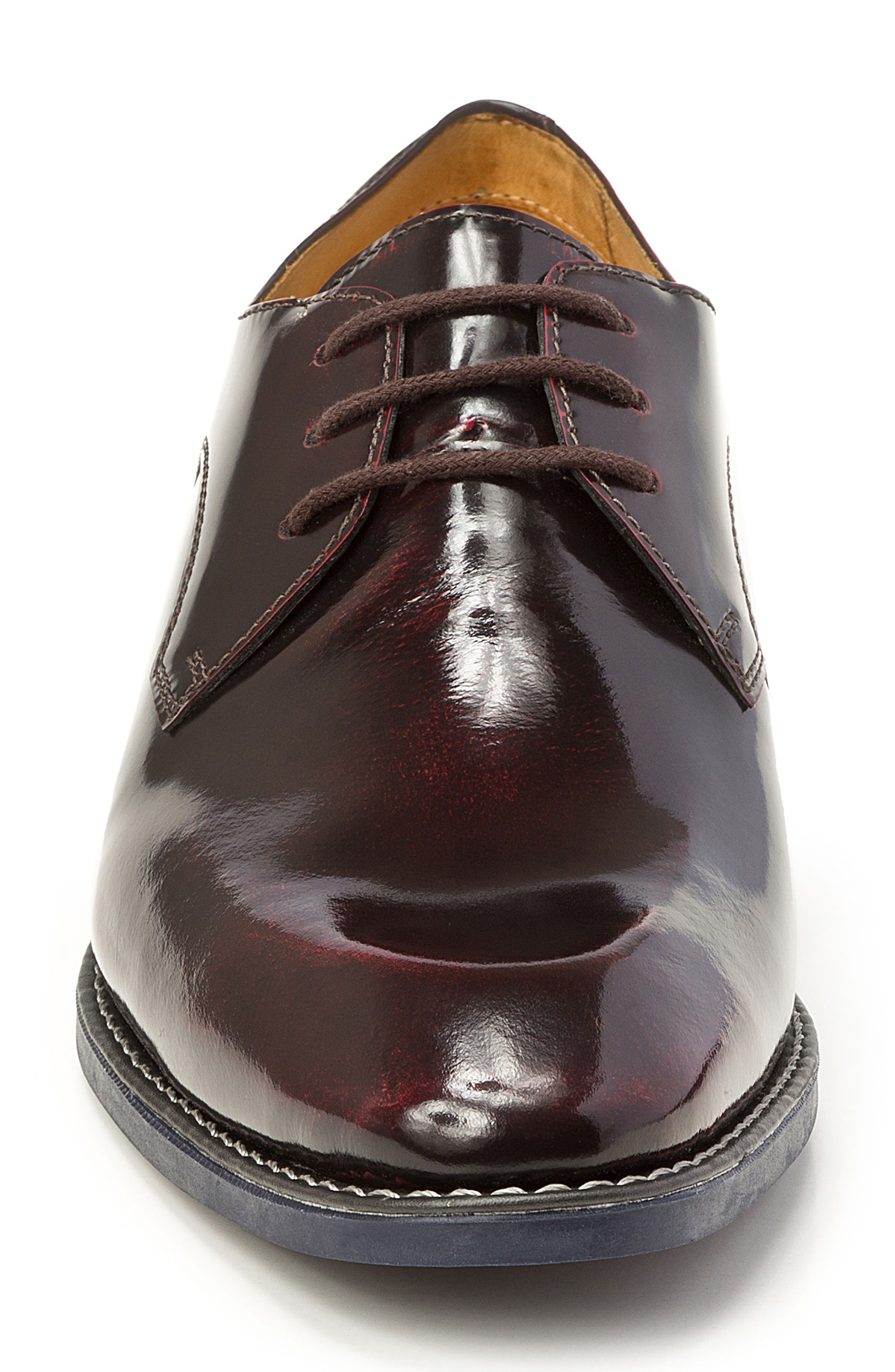 Alternate Image 4  - Sandro Moscoloni Garret Plain Toe Derby (Men)