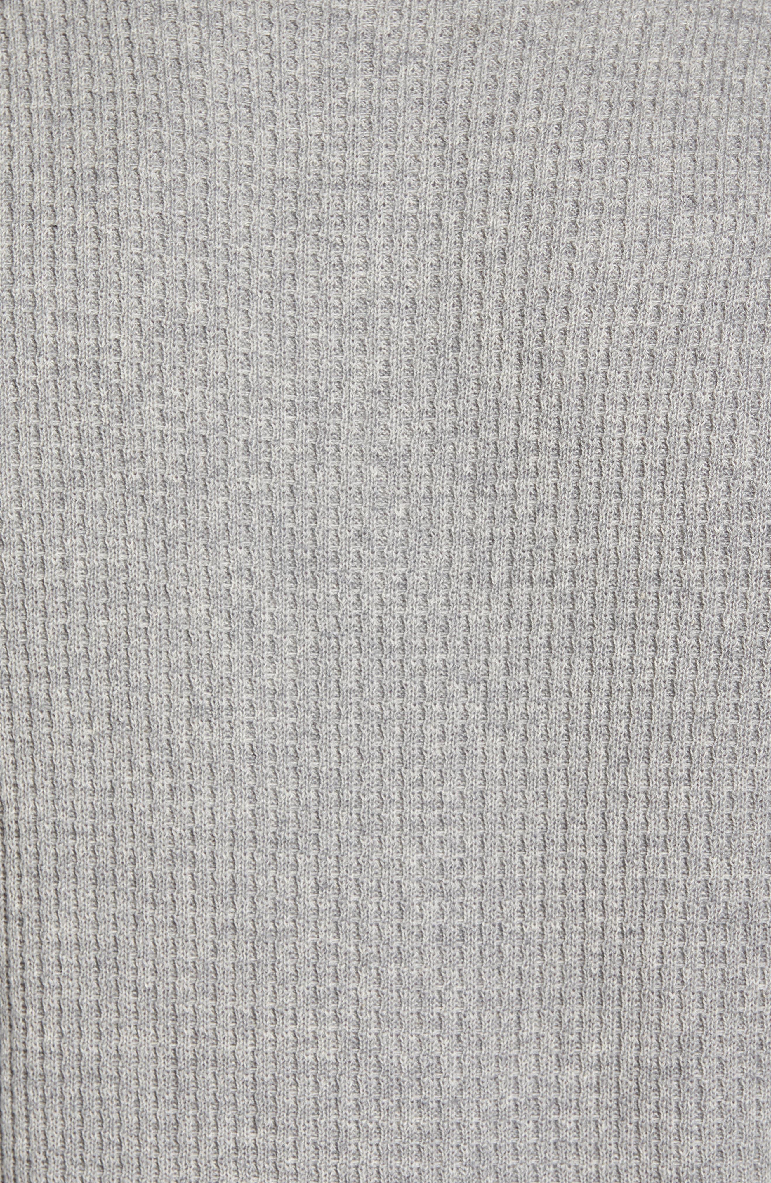 Alternate Image 5  - Zachary Prell Higgins Quarter Zip Sweater