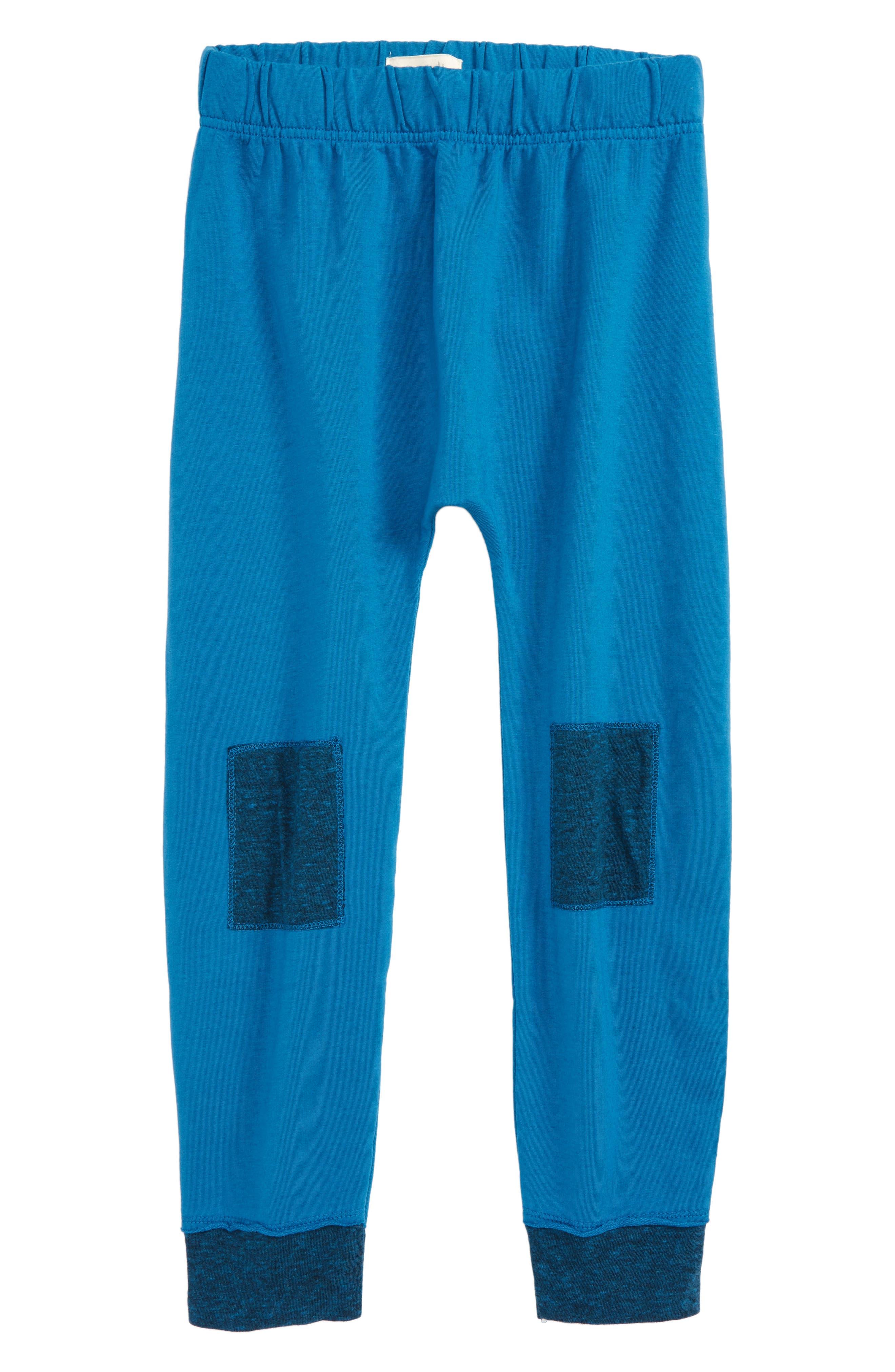 Carter Jogger Pants,                         Main,                         color, Ocean