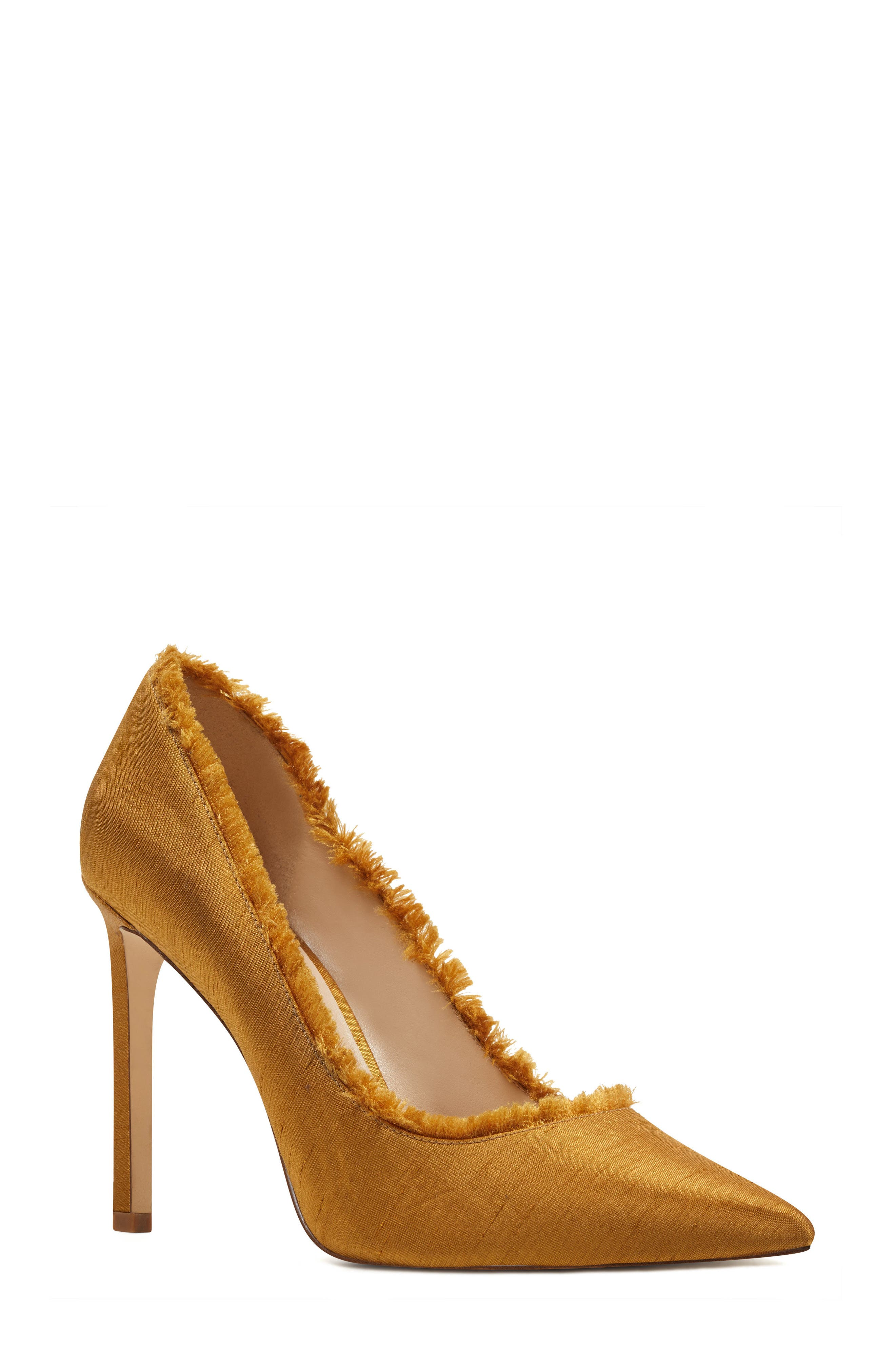 Alternate Image 1 Selected - Nine West Thayer Pointy Toe Pump (Women)