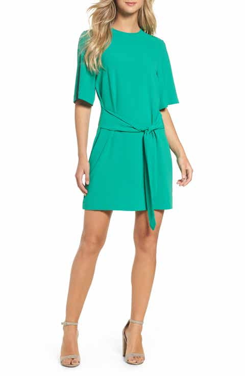 Felicity Coco Dara Shift Dress Regular Petite Nordstrom Exclusive