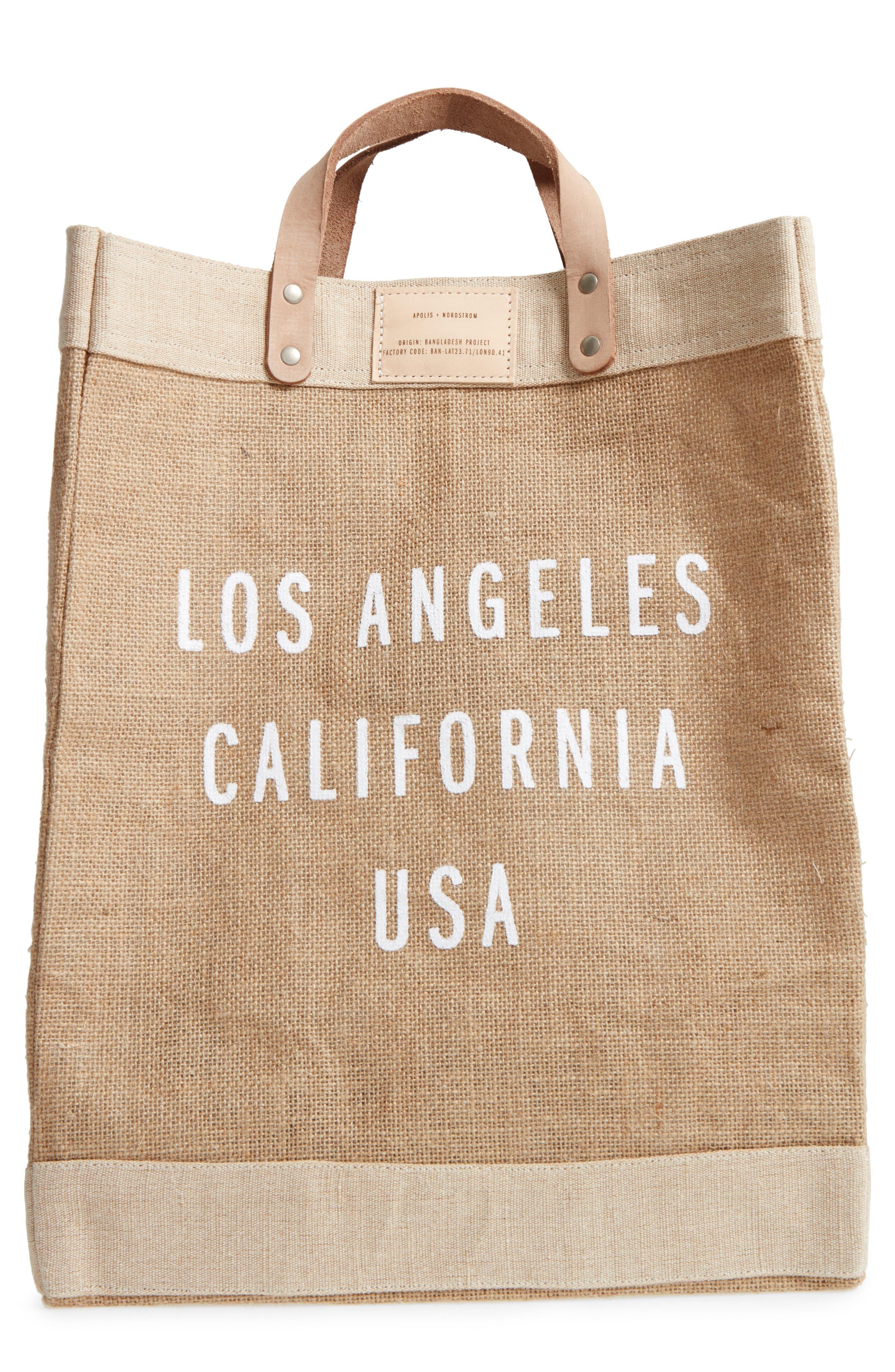 Market Bag,                             Main thumbnail 1, color,                             Los Angeles