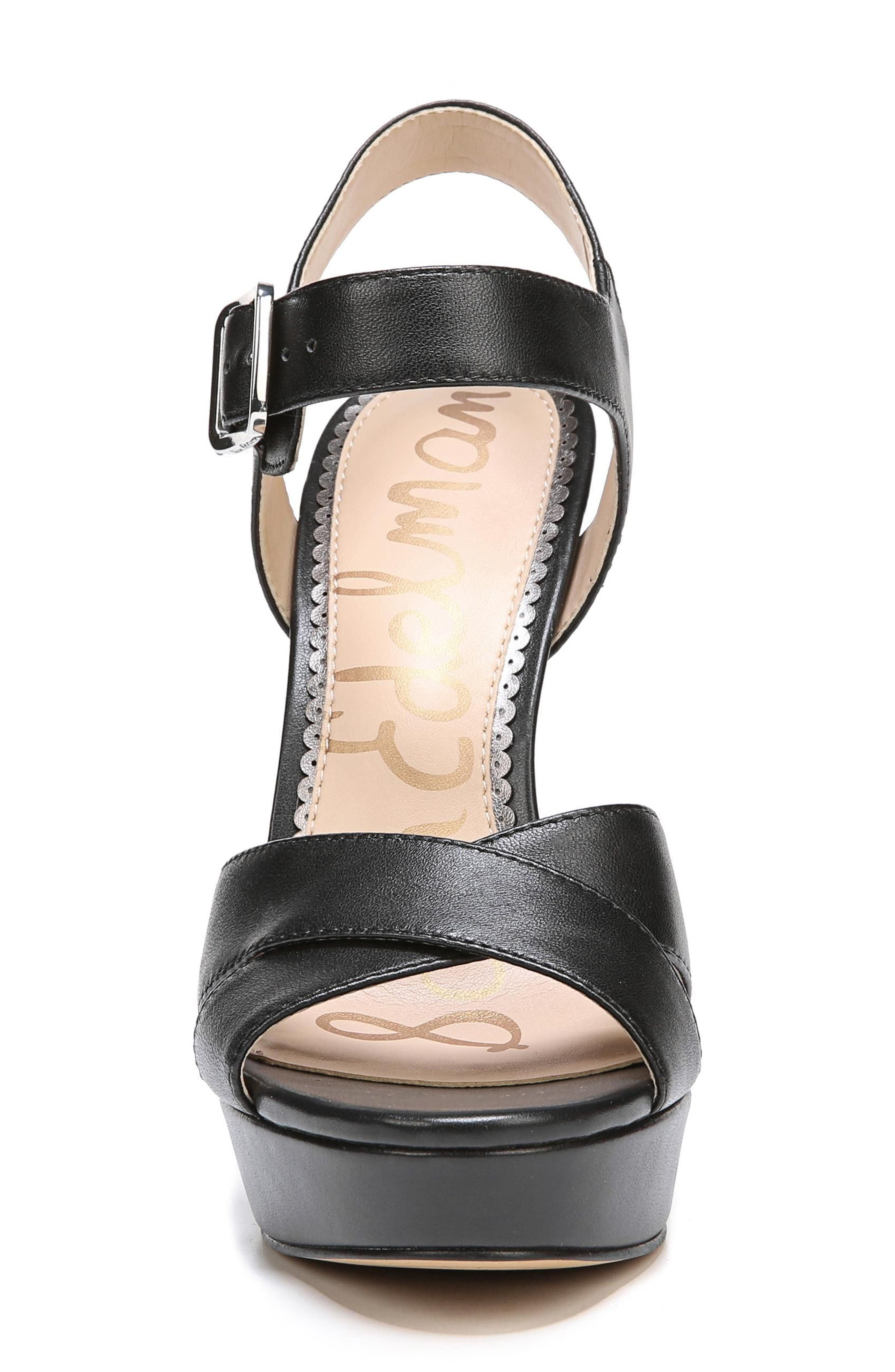 Alternate Image 4  - Sam Edelman Willa Platform Sandal (Women)