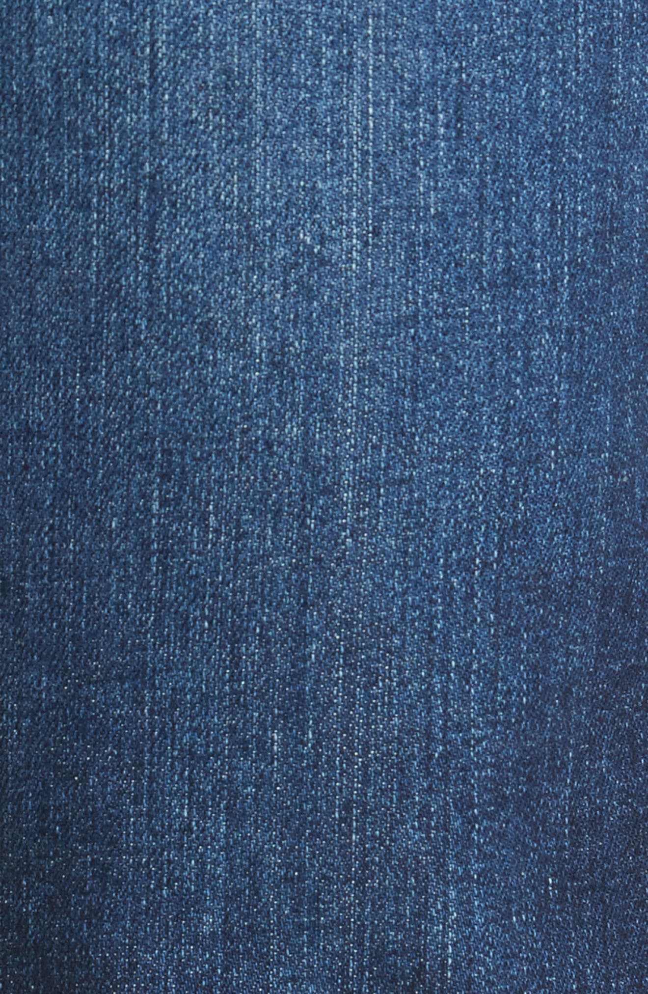 Stockton Skinny Fit Jeans,                             Alternate thumbnail 5, color,                             7 Years Blue Spire