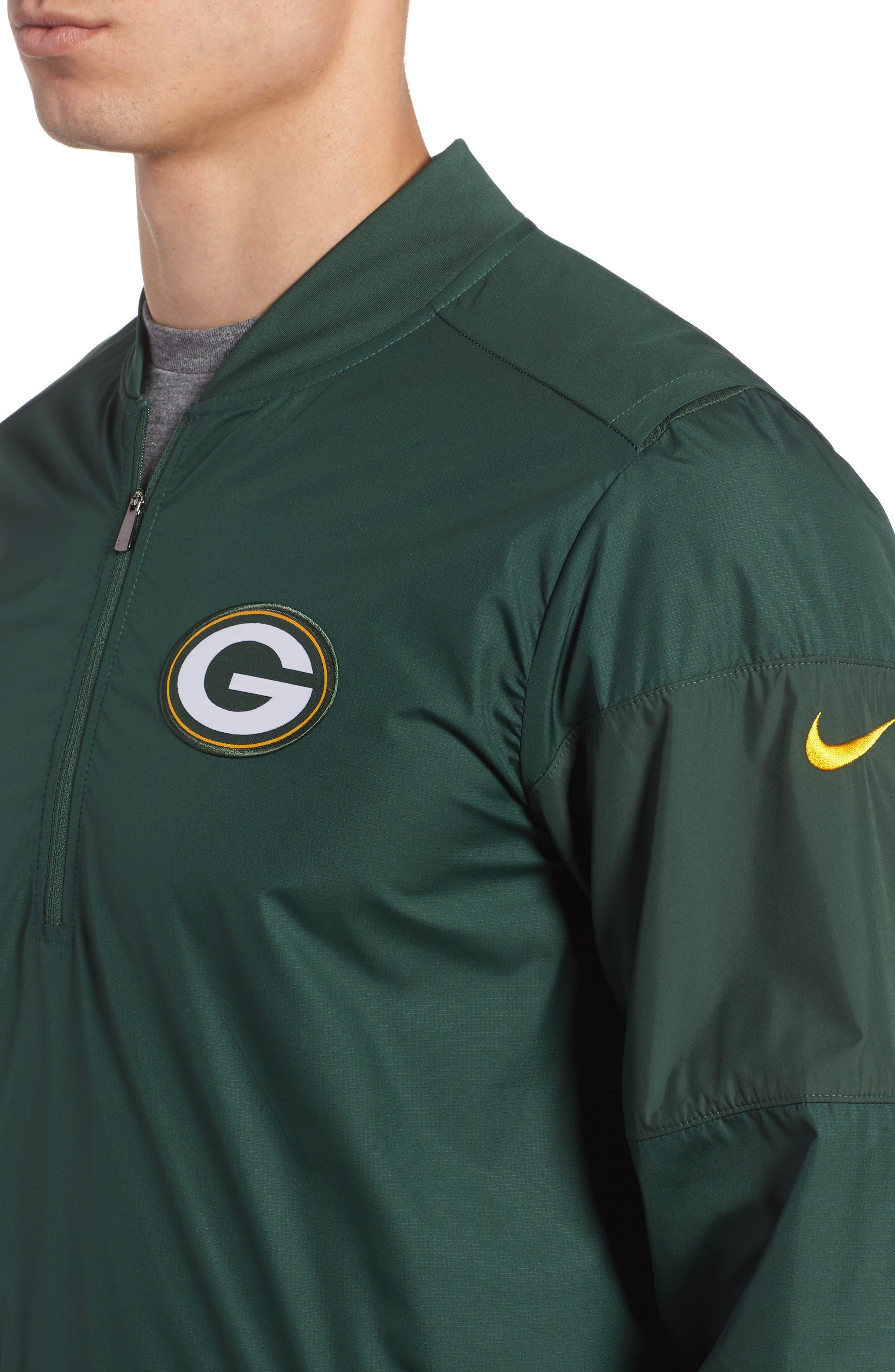 Alternate Image 4  - Nike Lockdown NFL Pullover Jacket