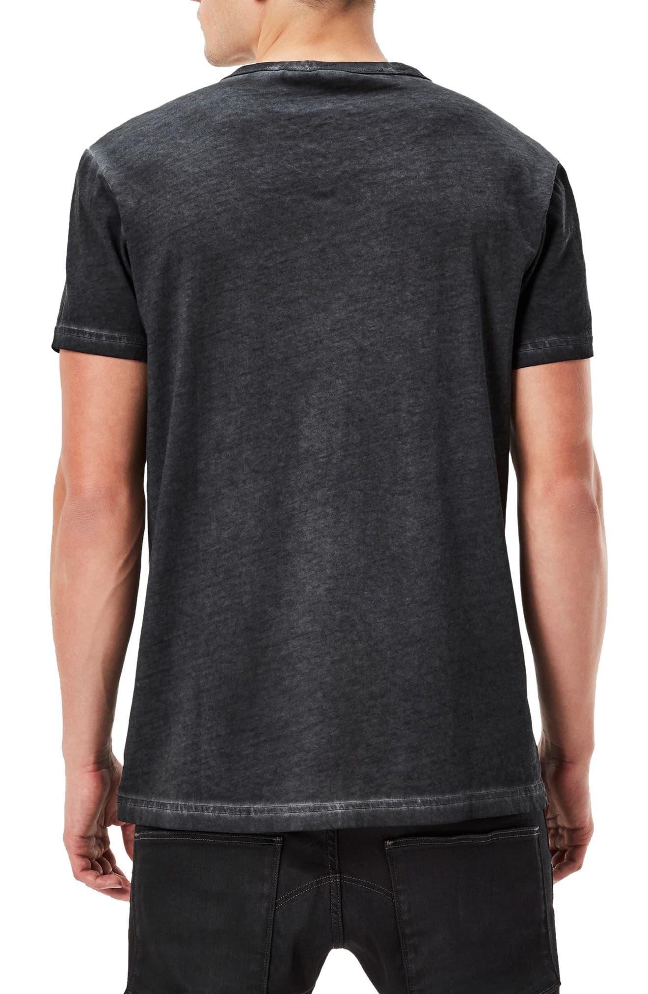 Alternate Image 2  - G-Star Raw Nact Logo Graphic T-Shirt