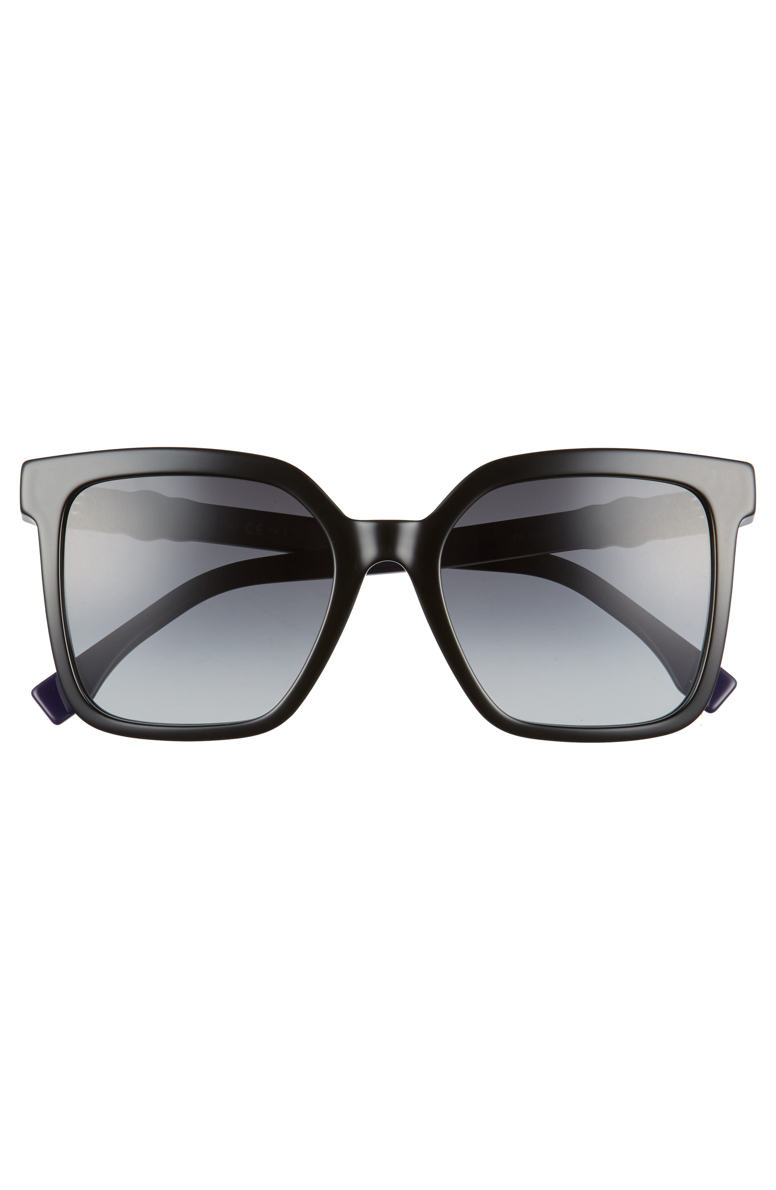 Alternate Image 3  - Fendi 54mm Square Sunglasses