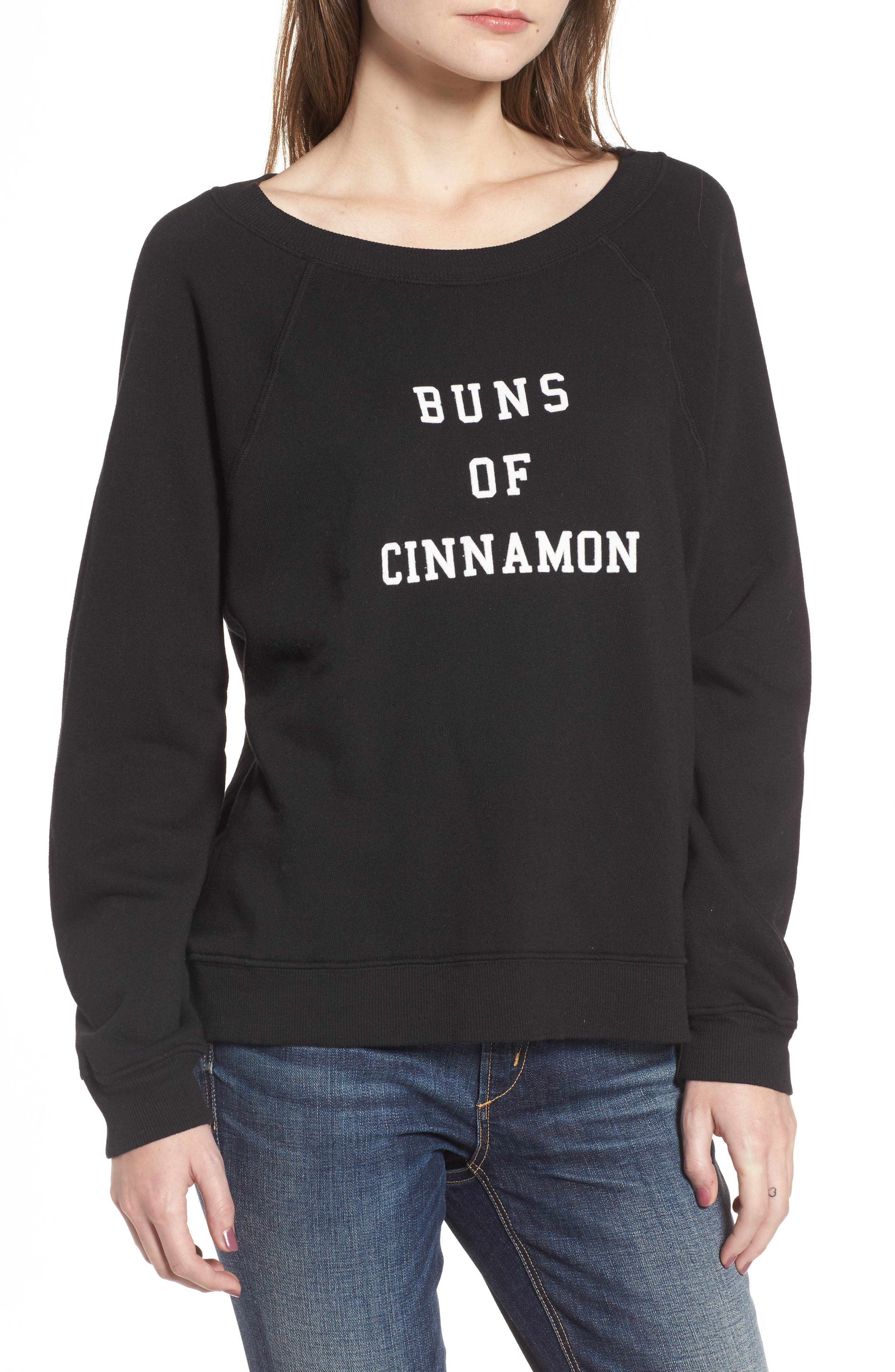 Wildfox Buns of Cinnamon Sweatshirt