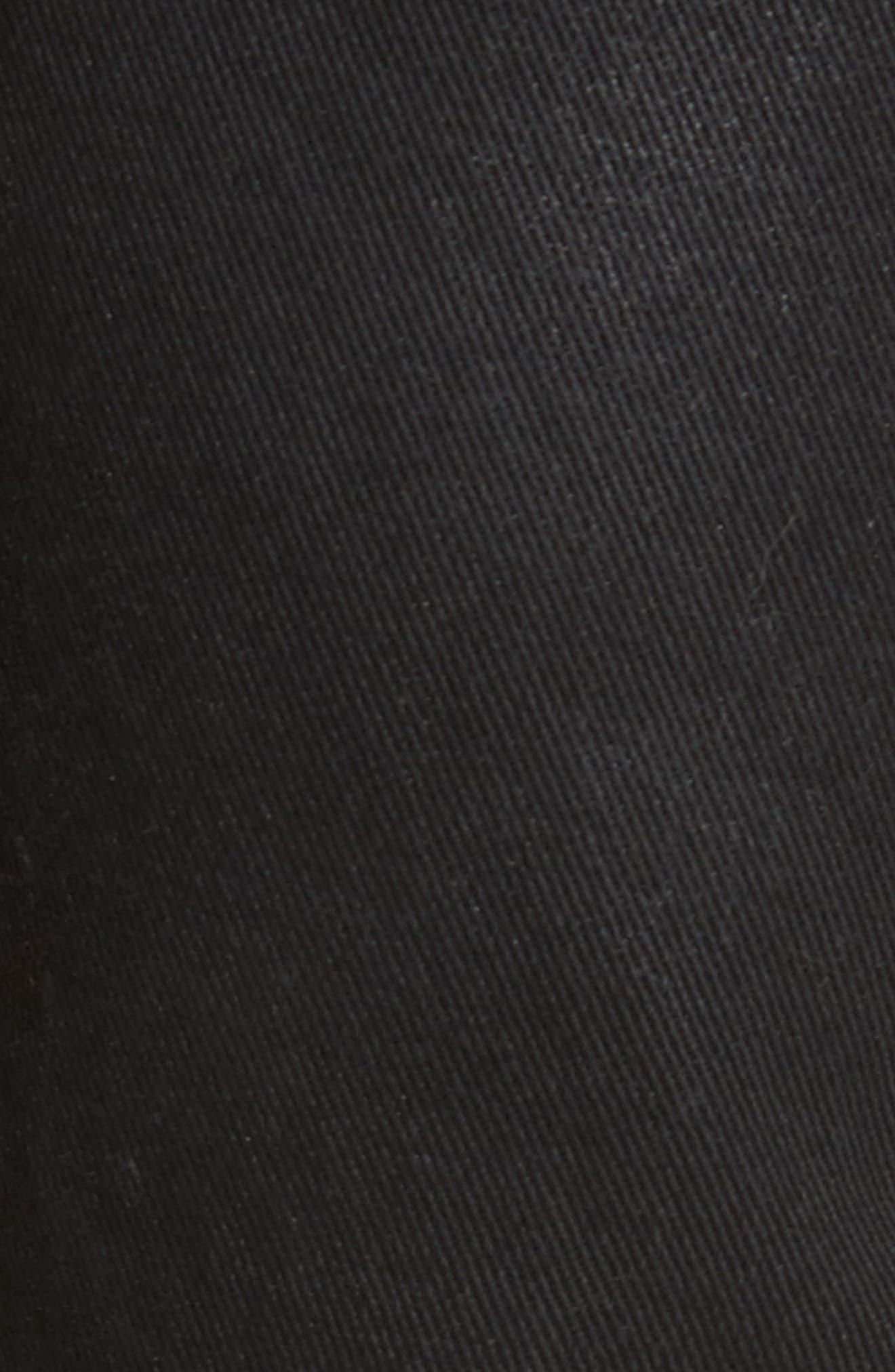 Alternate Image 5  - Hudson Jeans Blinder Biker Skinny Fit Jeans (Skeme)