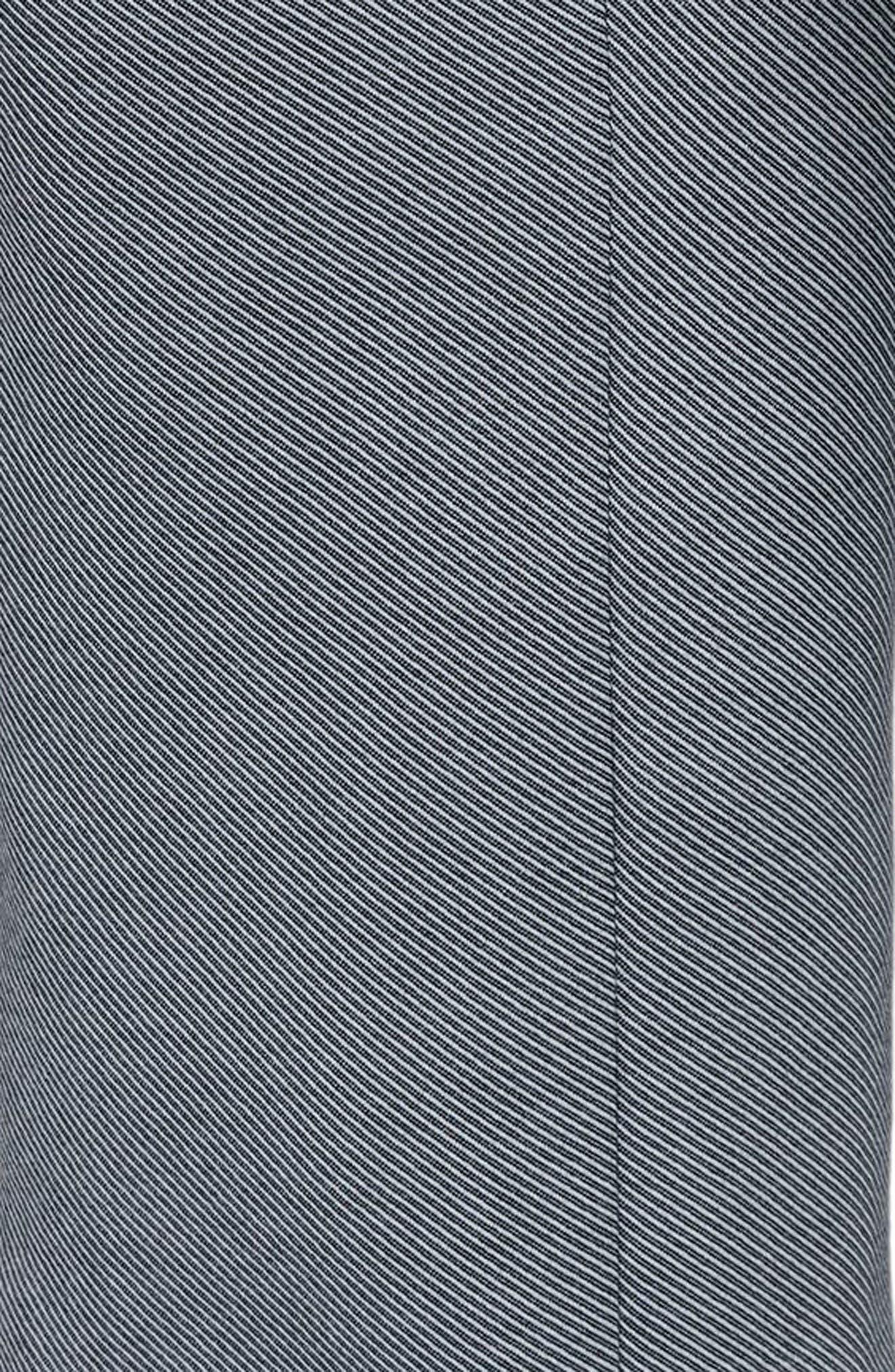 Drawstring Technical Pants,                             Alternate thumbnail 8, color,                             Black/ Black