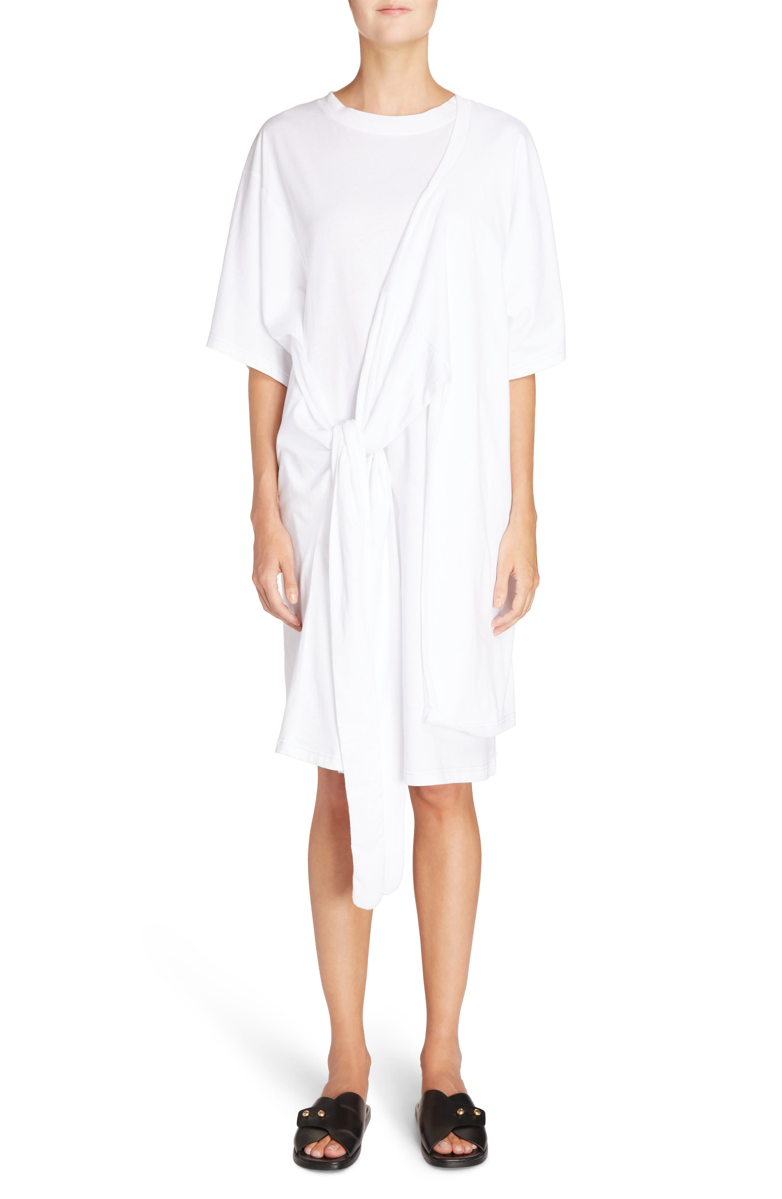 Alternate Image 1 Selected - ACNE Studios Lylia Tee Dress