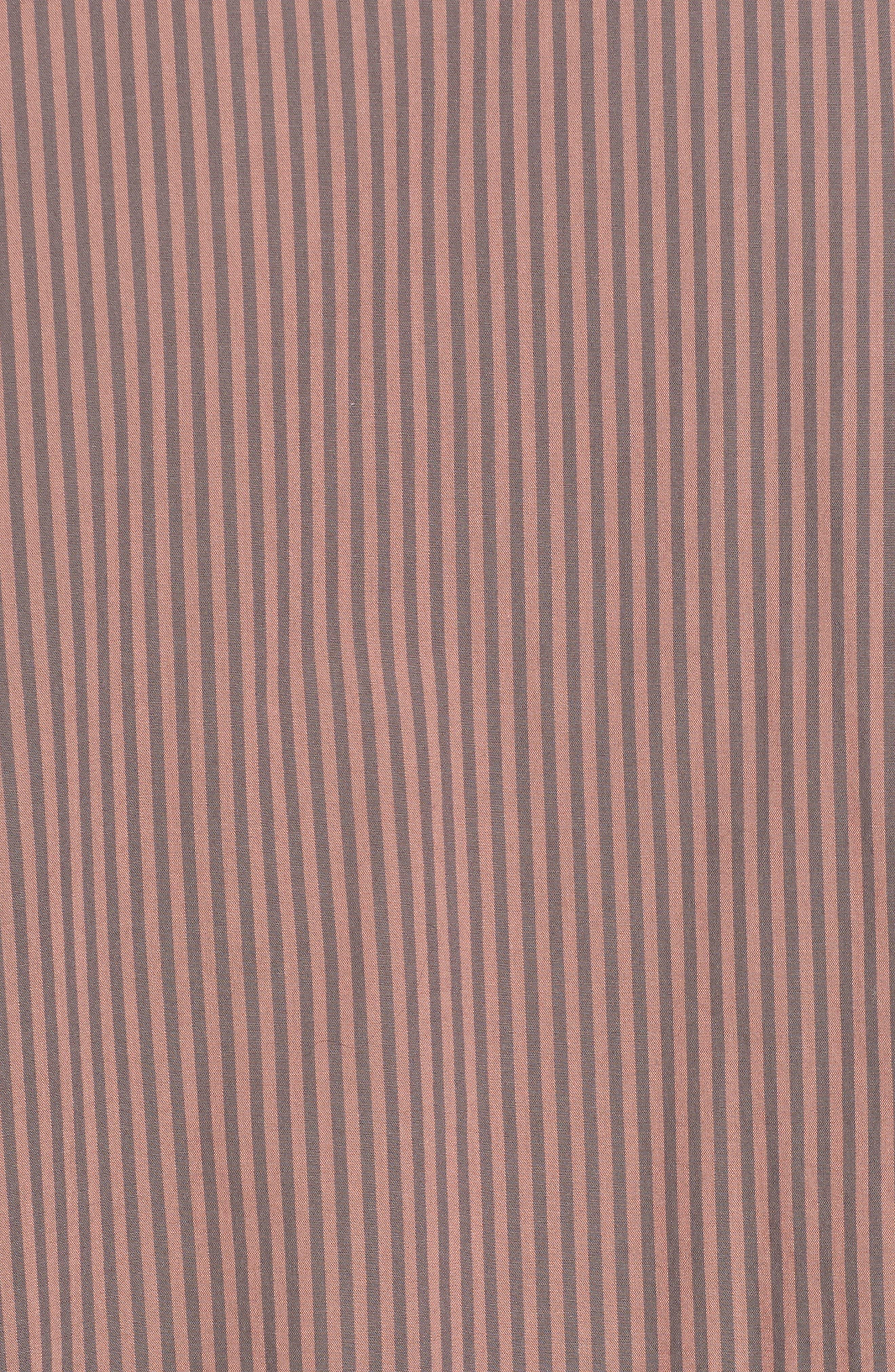 Lakehouse Oversize Shirt,                             Alternate thumbnail 5, color,                             Pink