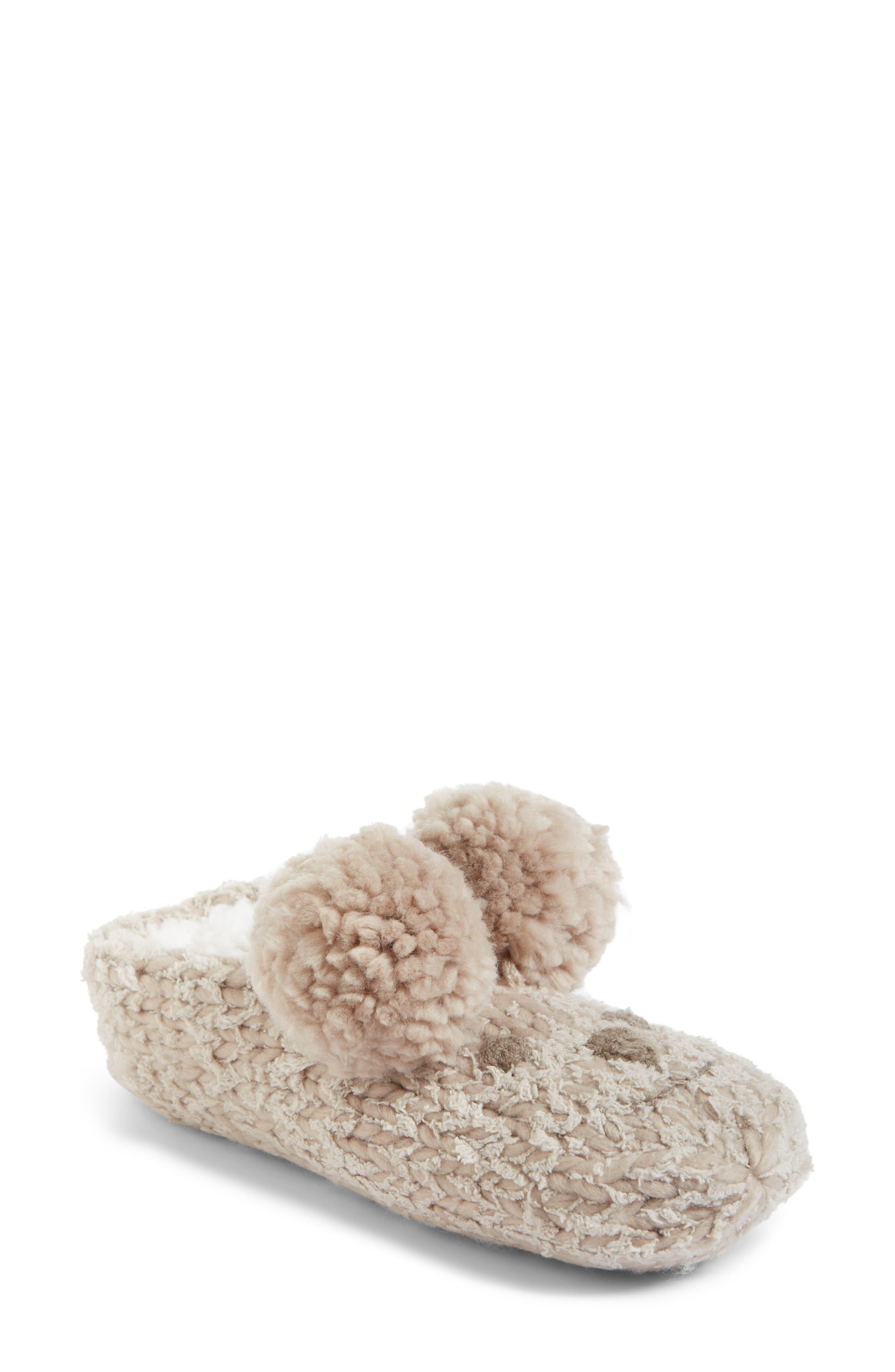 Lemon Iceland Bear Bootie Slippers