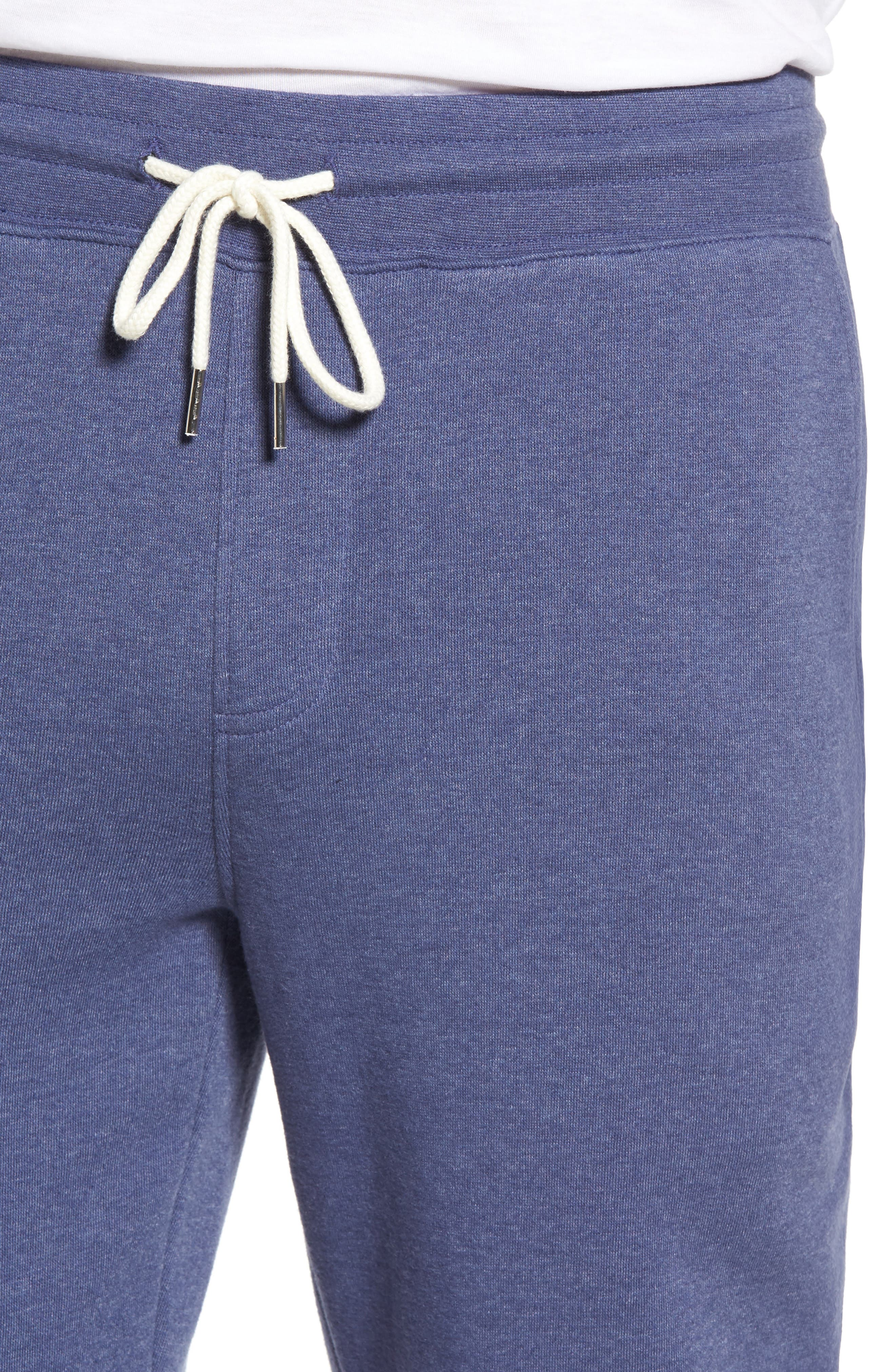 Jogger Pants,                             Alternate thumbnail 4, color,                             Navy Crown