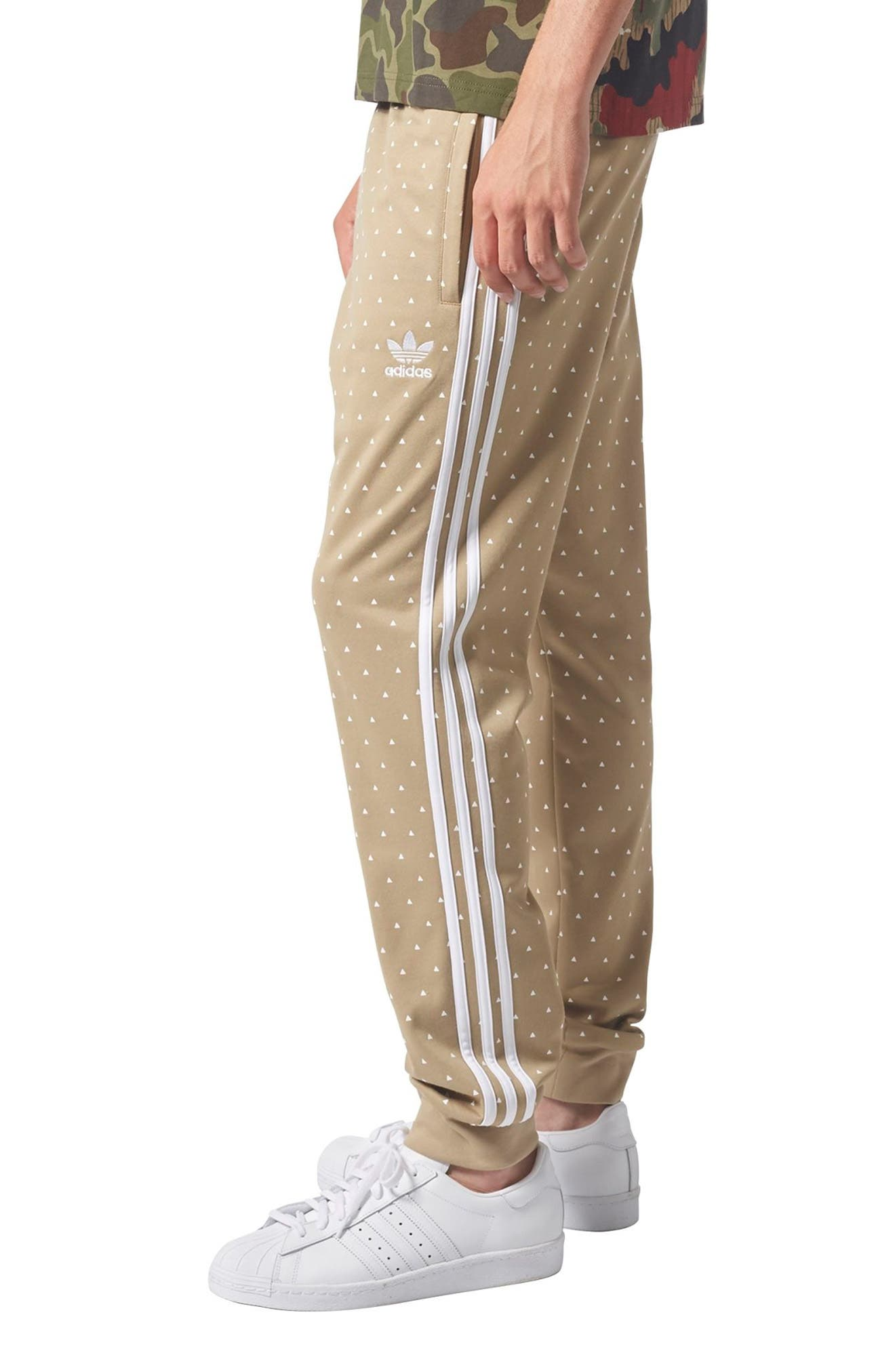 Alternate Image 3  - adidas Originals Pharrell Williams Hu Hiking SST Track Pants