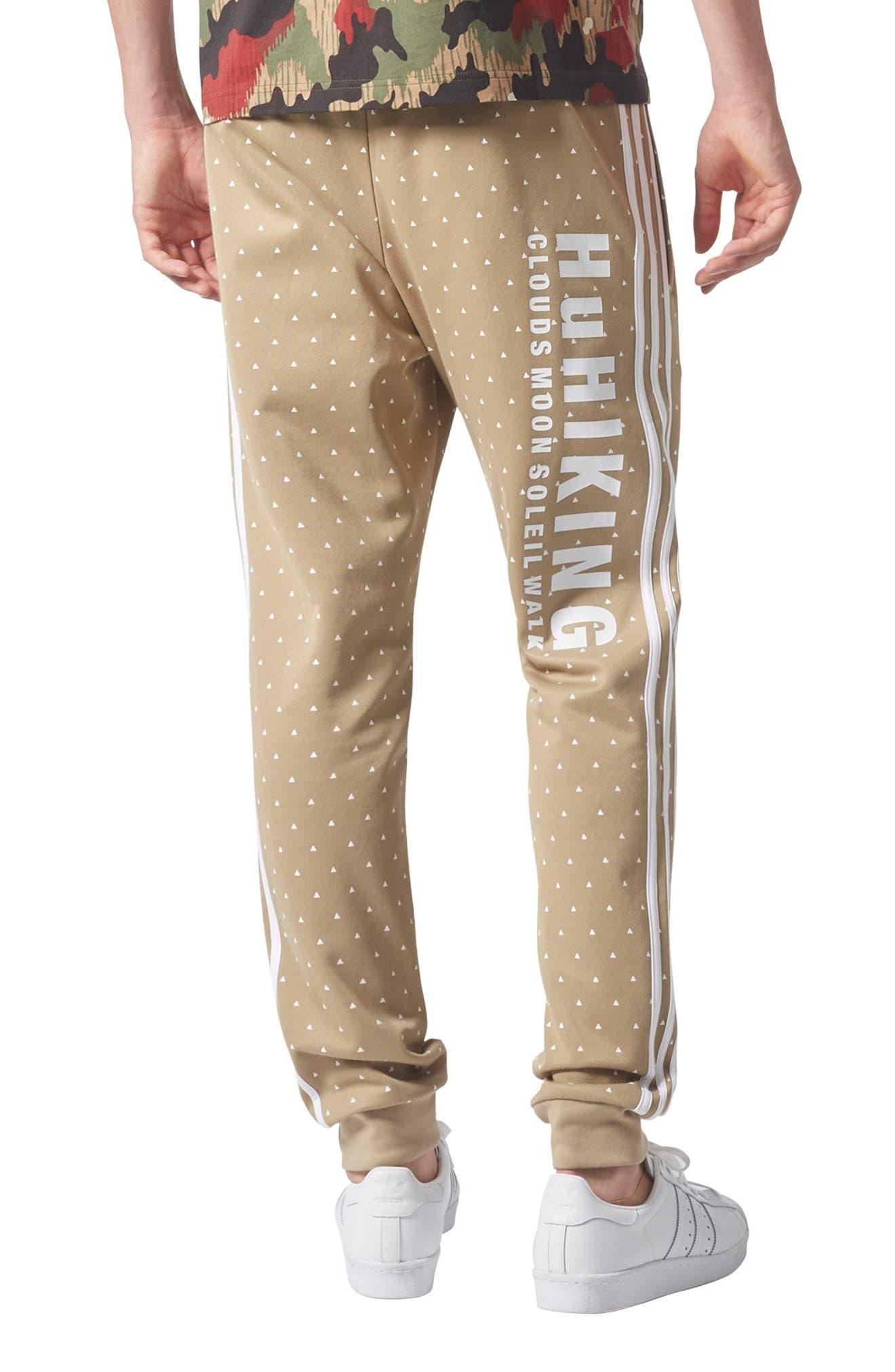 Alternate Image 2  - adidas Originals Pharrell Williams Hu Hiking SST Track Pants
