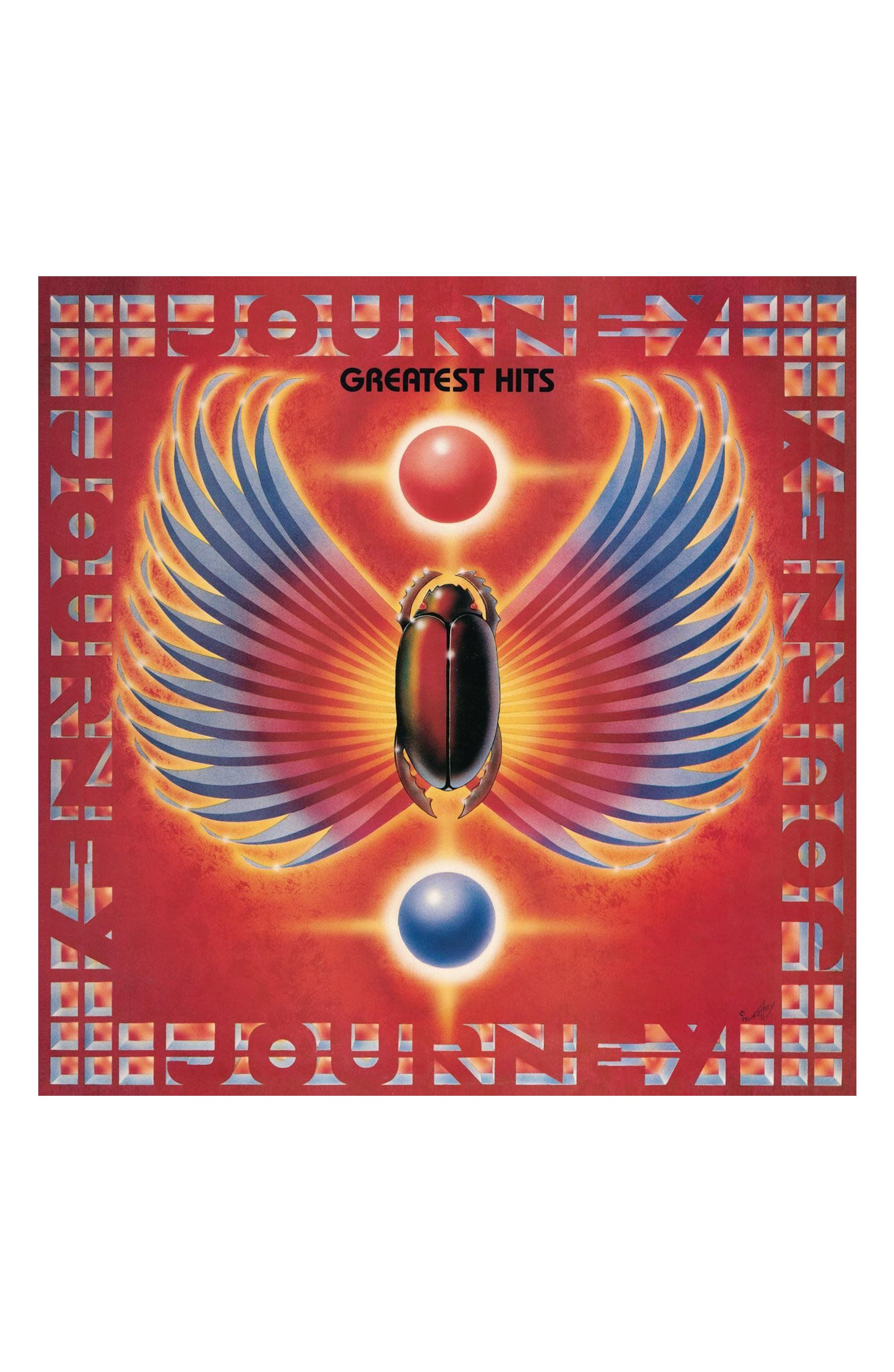 Journey Greatest Hits Limited Edition 2011 Reissue LP Vinyl Record