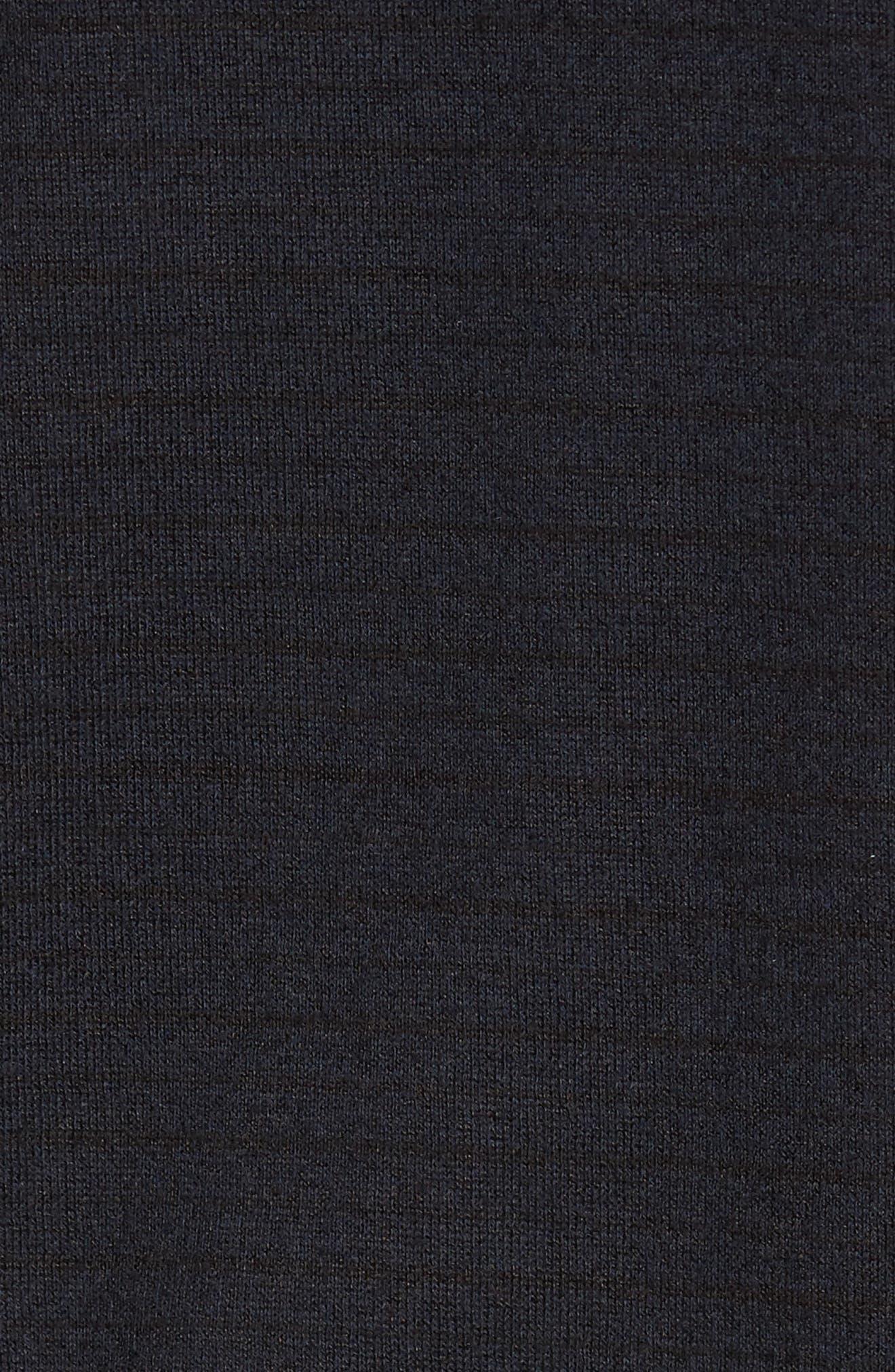 Alternate Image 5  - Billy Reid Smith Slim Fit Stripe Polo