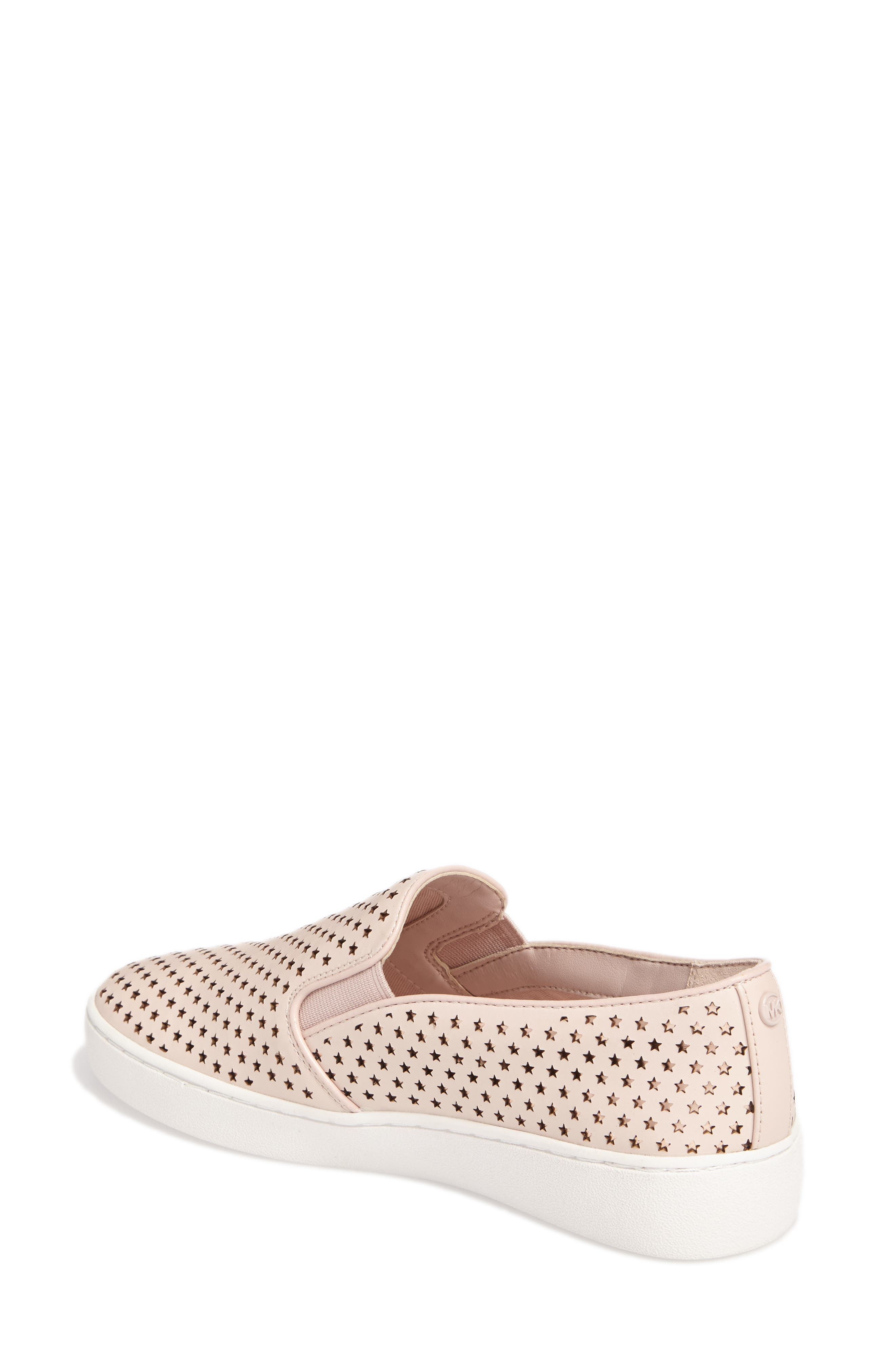 Alternate Image 2  - MICHAEL Michael Kors Keaton Slip-On Sneaker (Women)