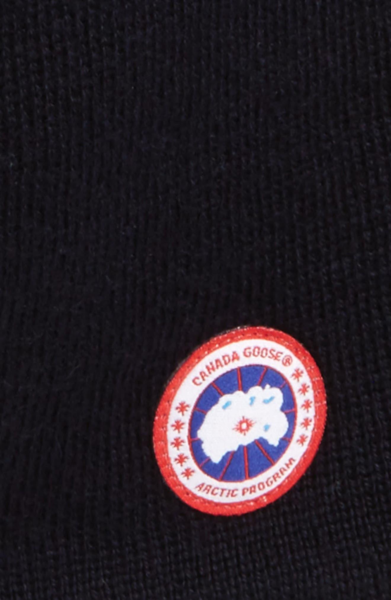Alternate Image 2  - Canada Goose Merino Wool Beanie