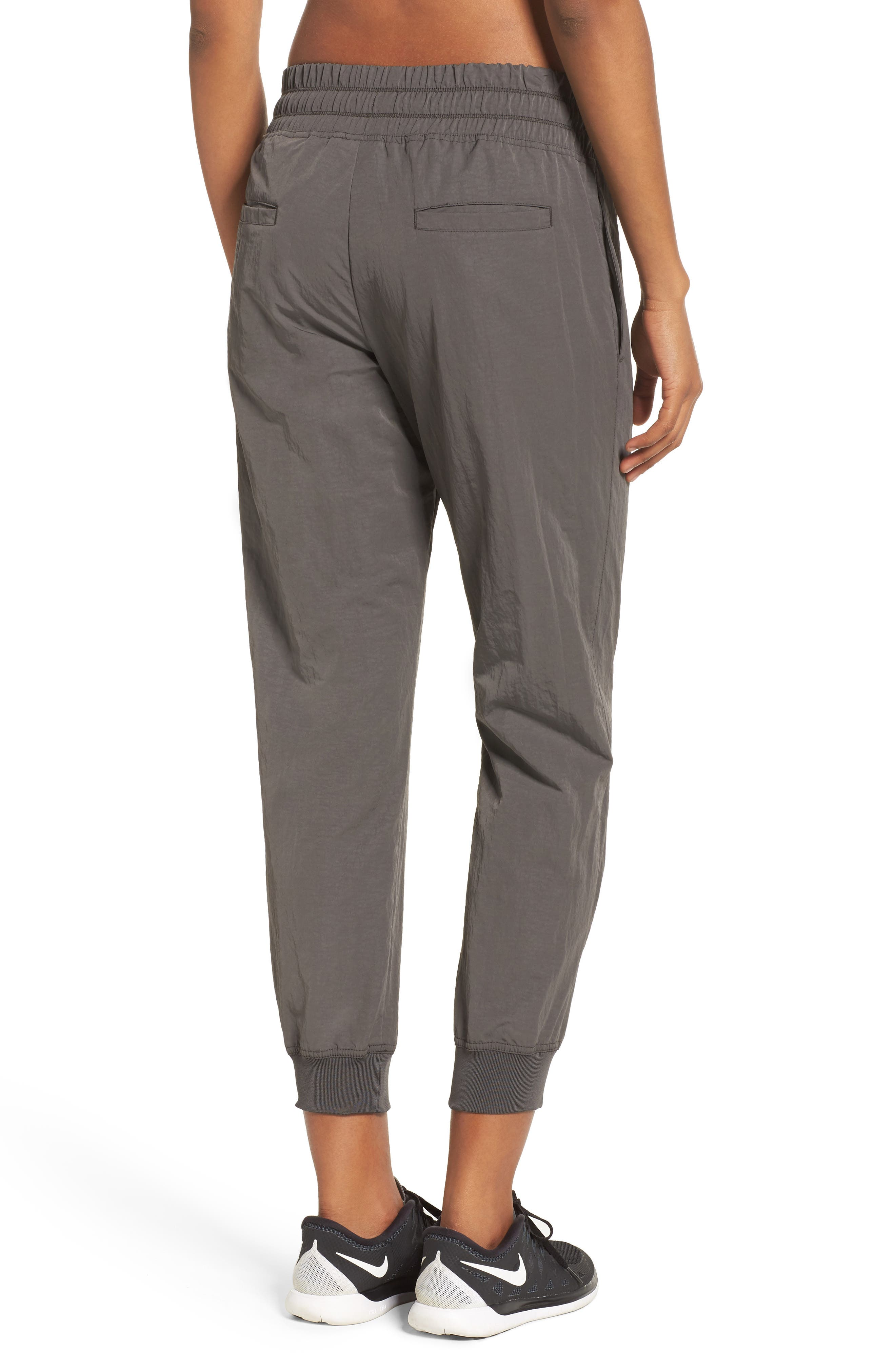 Air Drawstring Sweatpants,                             Alternate thumbnail 2, color,                             Midnight Fog