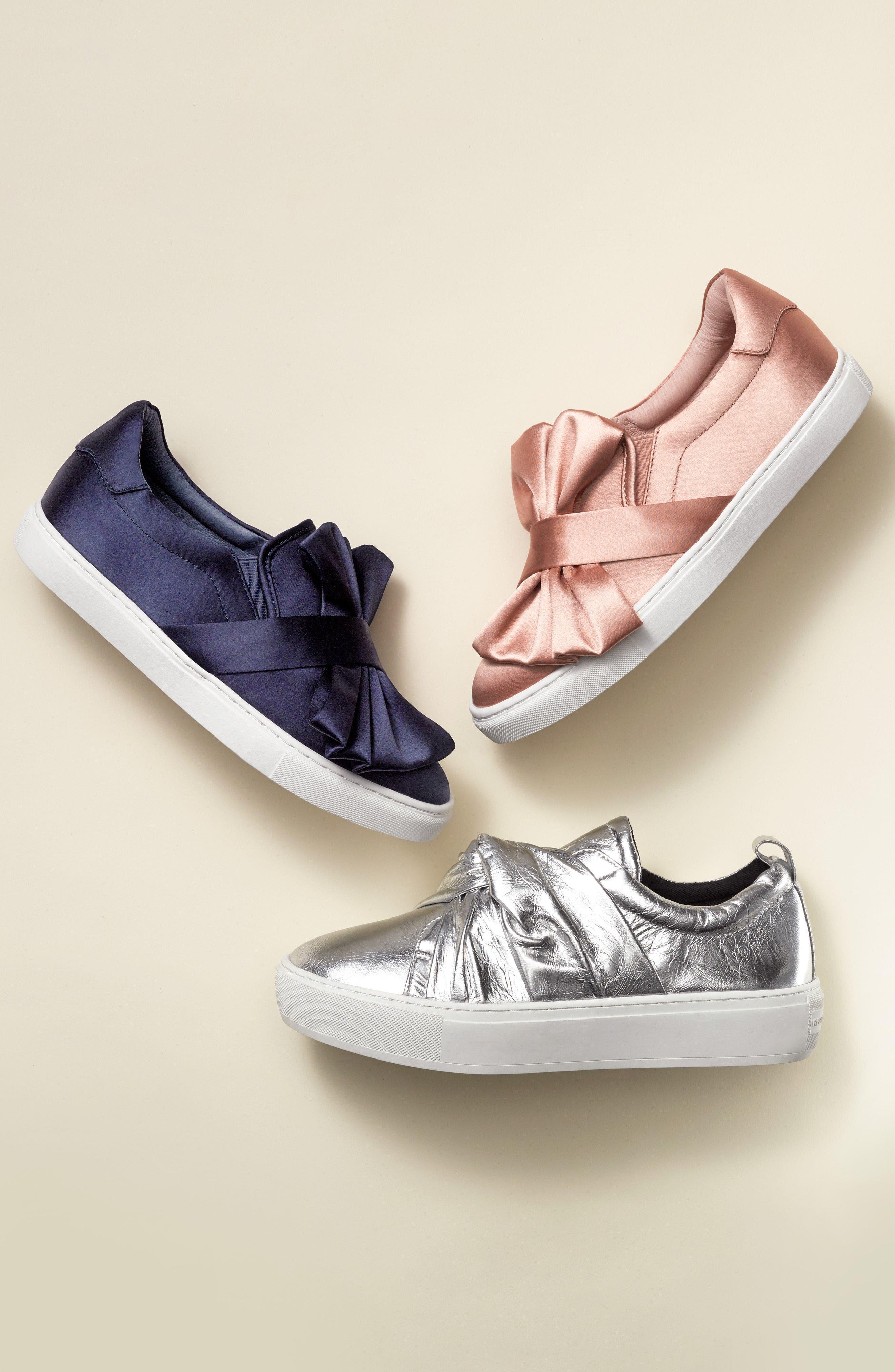 Nicole Platform Sneaker,                             Alternate thumbnail 7, color,