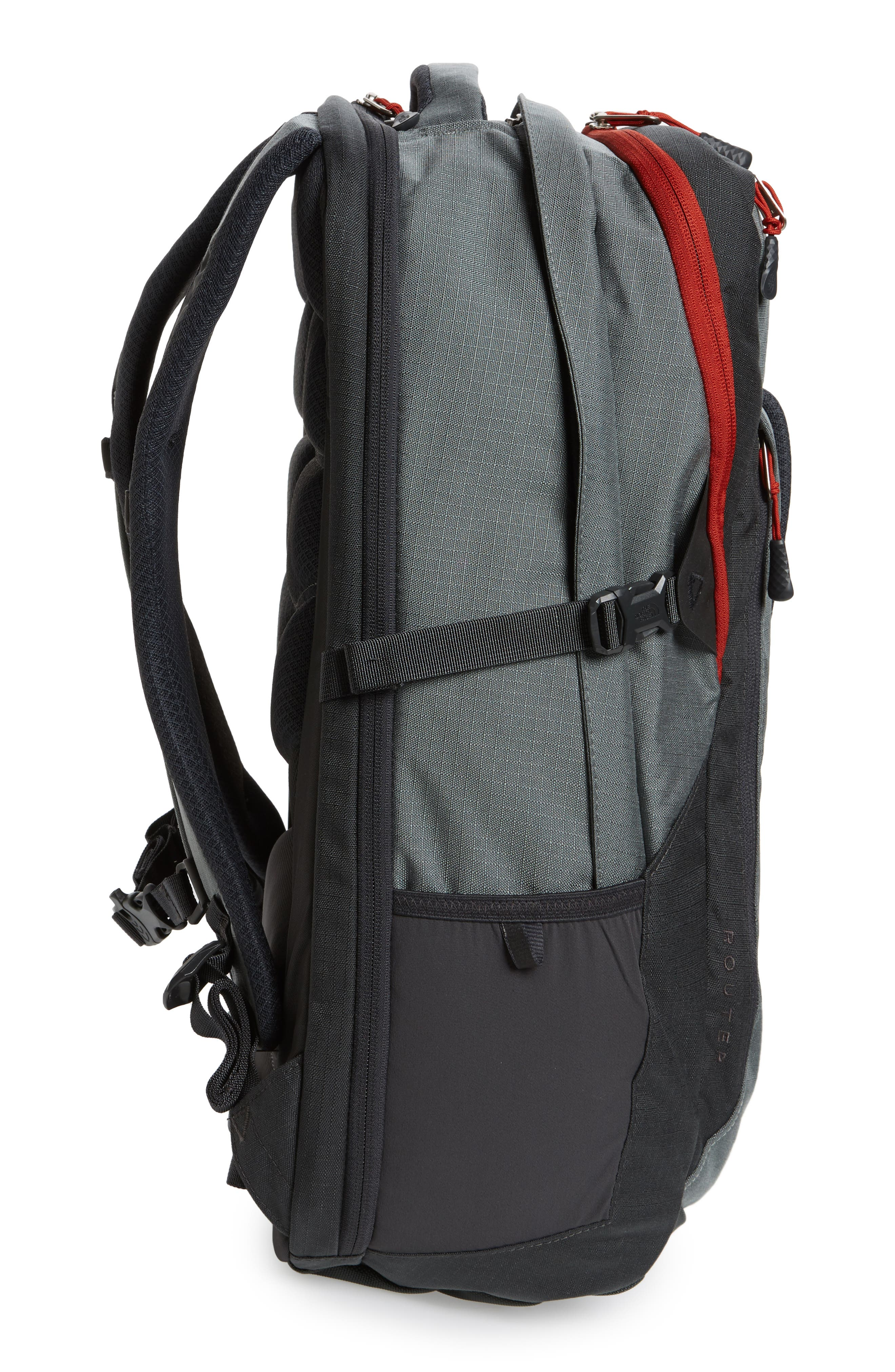 Alternate Image 5  - The North Face Router Backpack