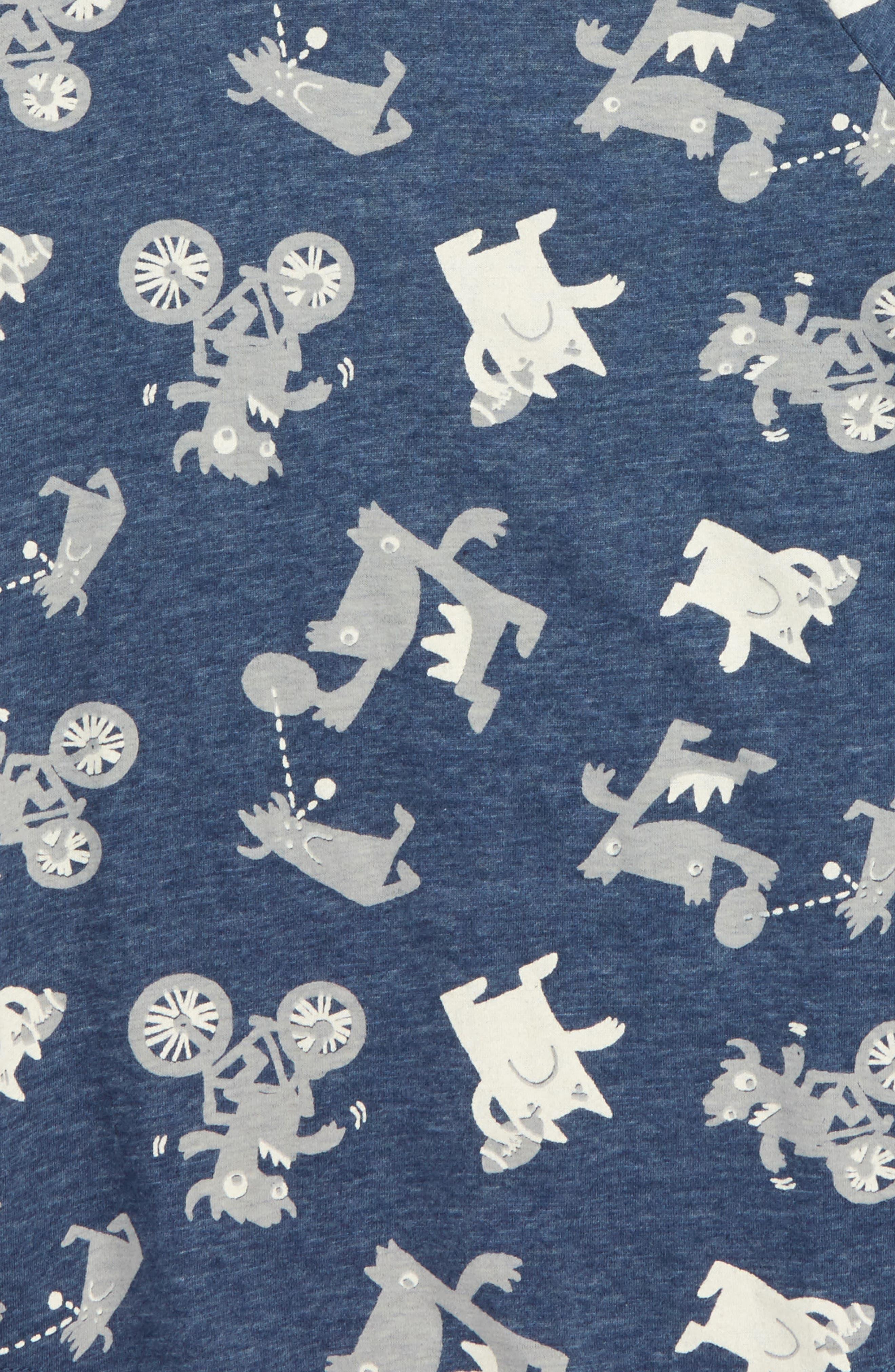 Alternate Image 2  - Tucker + Tate Graphic T-Shirt (Toddler Boys & Little Boys)
