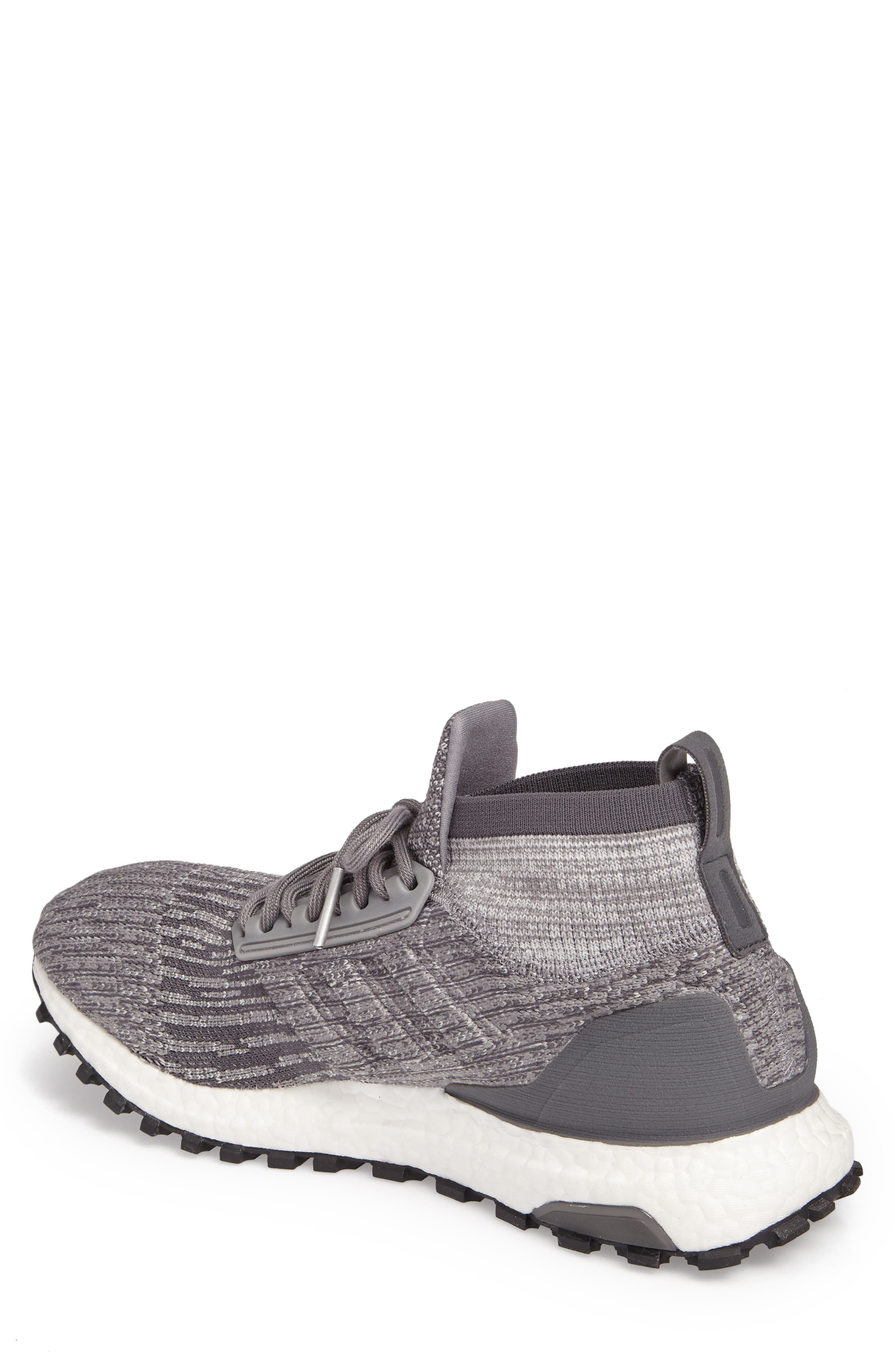 Alternate Image 2  - adidas UltraBOOST All Terrain Water Resistant Running Shoe (Men)