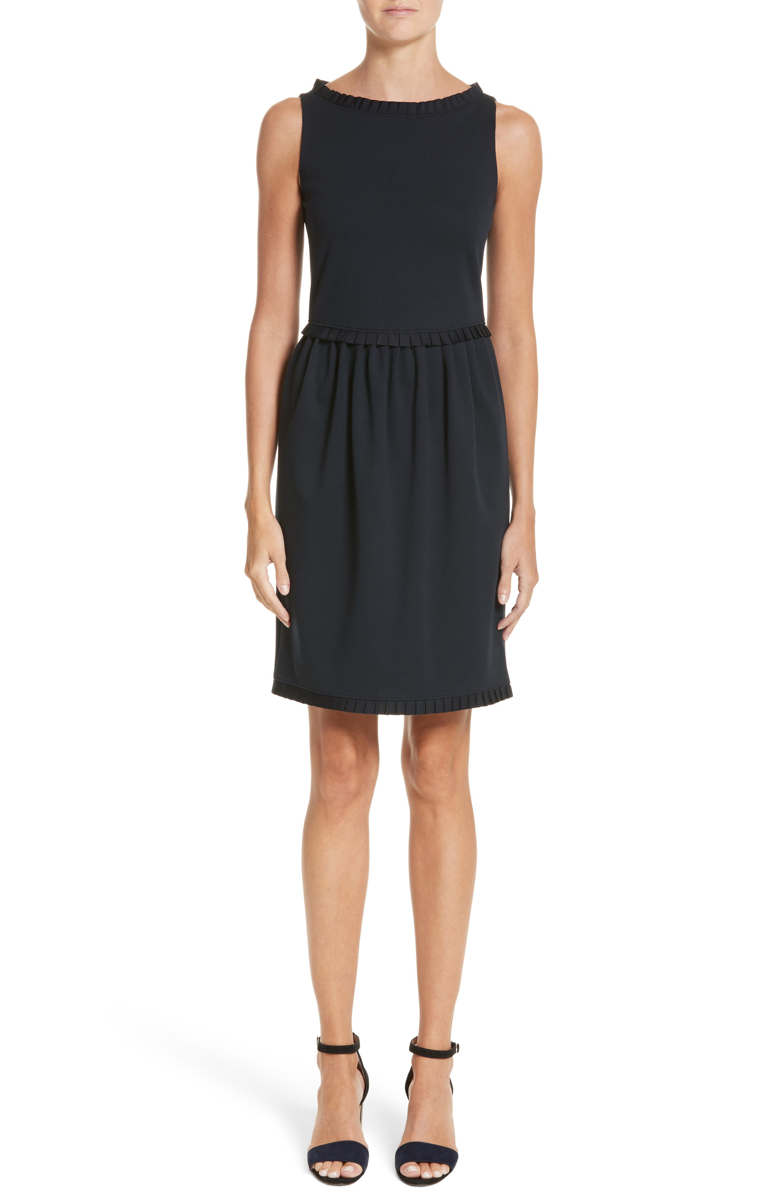 Emporio Armani Milano Jersey Dress