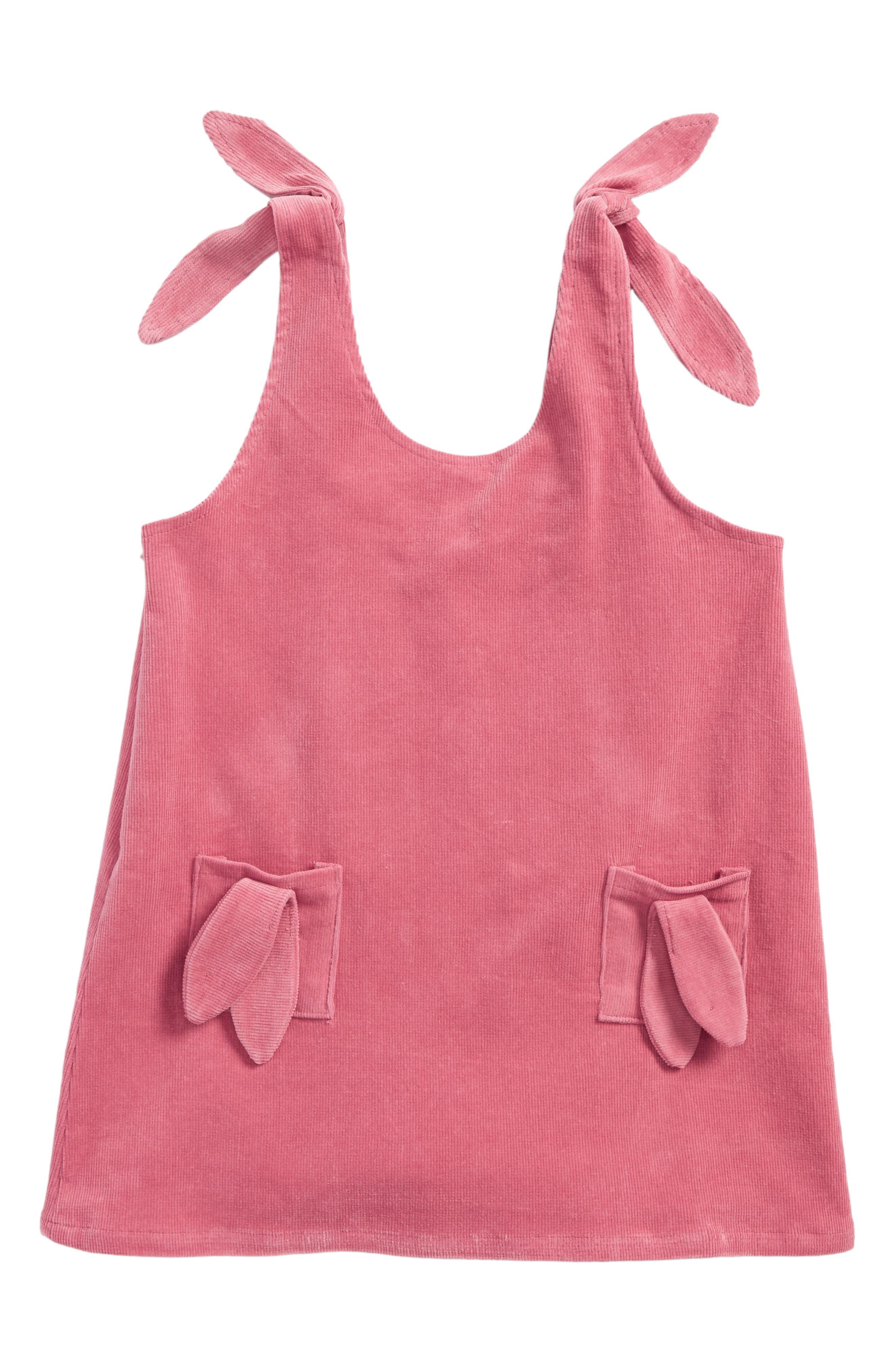 For Love & Lemons Madeline Corduroy Jumper (Toddler Girls & Little Girls)