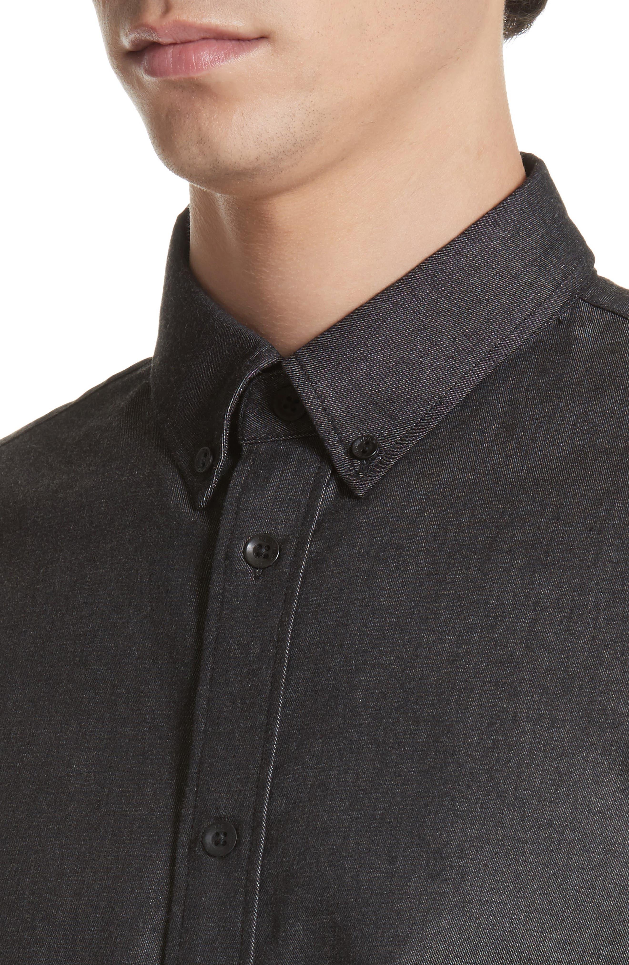 Fit 2 Tomlin Shirt,                             Alternate thumbnail 2, color,                             Black