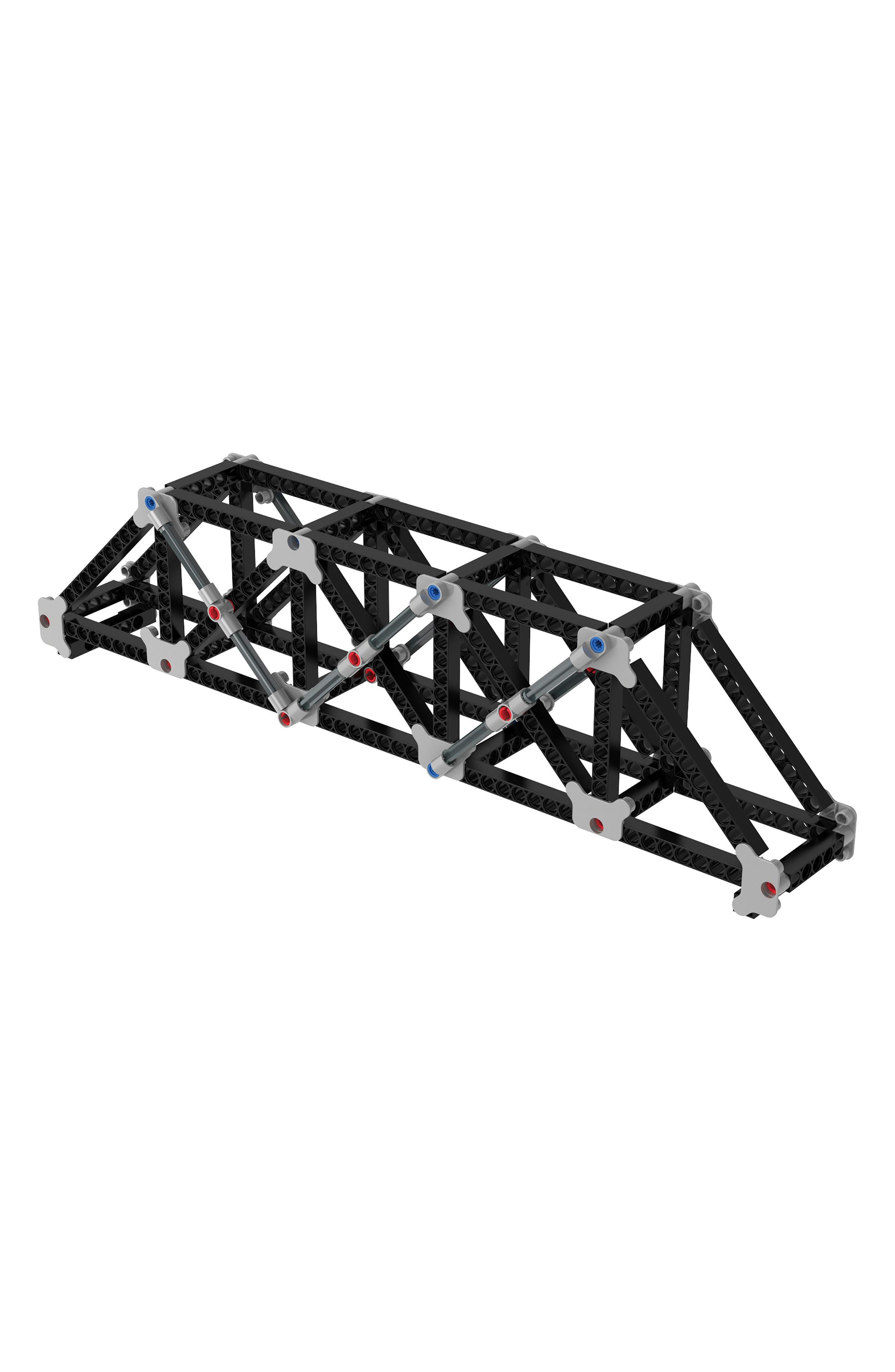 Alternate Image 15  - Thames & Kosmos Structural Engineering 323-Piece Bridges & Skyscrapers Building Kit