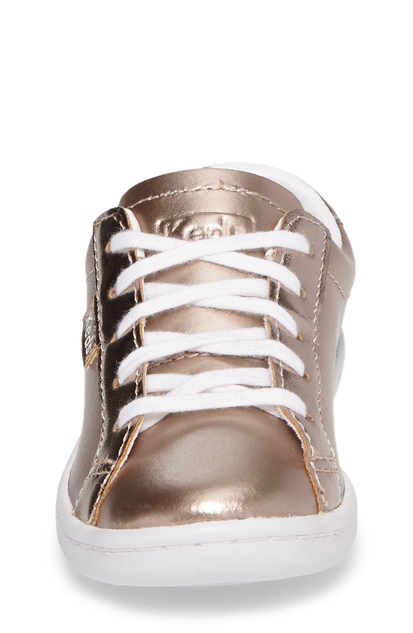 Alternate Image 4  - Keds® Ace Sneaker (Baby, Walker & Toddler)