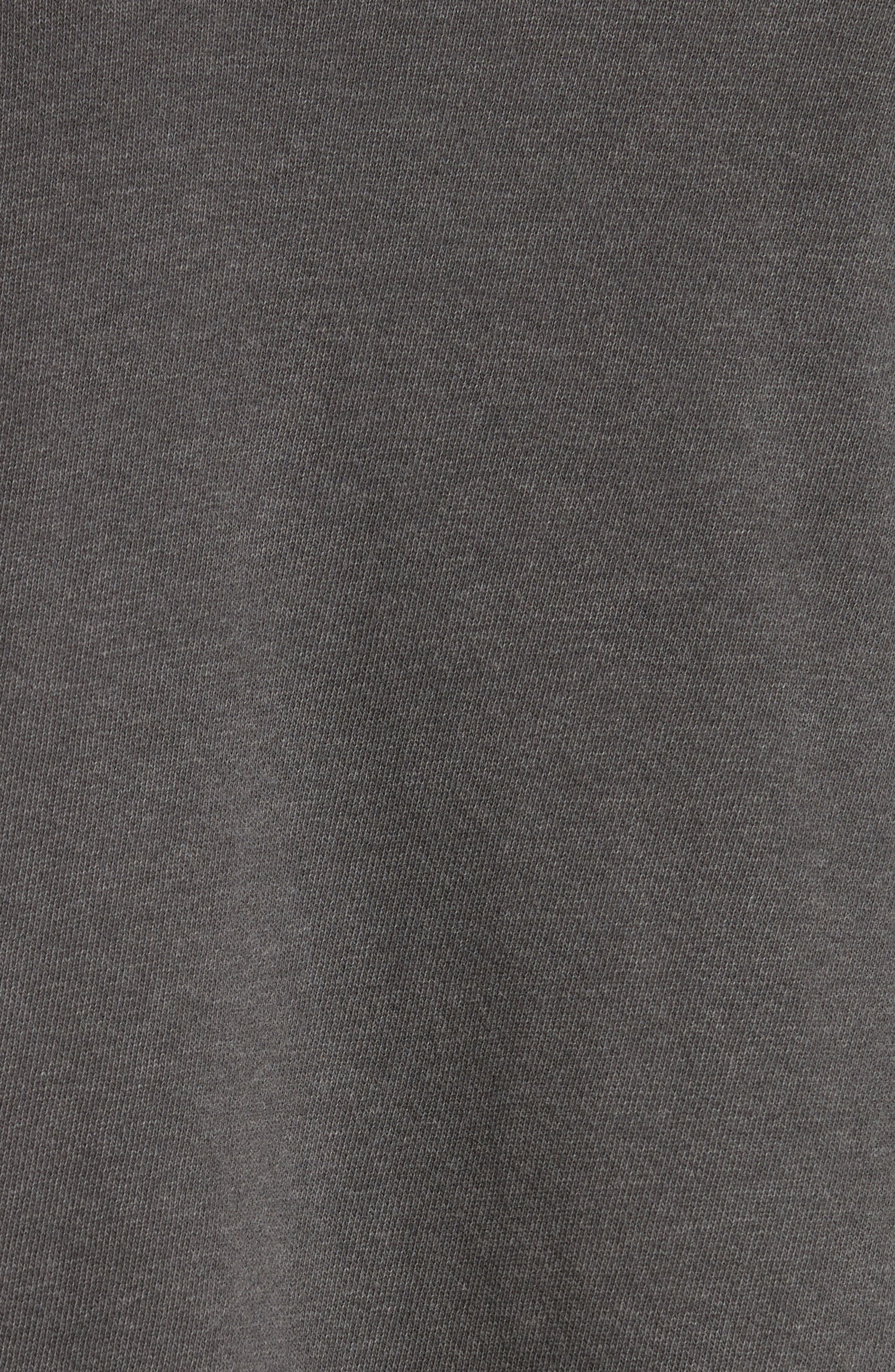 Alternate Image 6  - THE GREAT. The Frill Sleeve Sweatshirt
