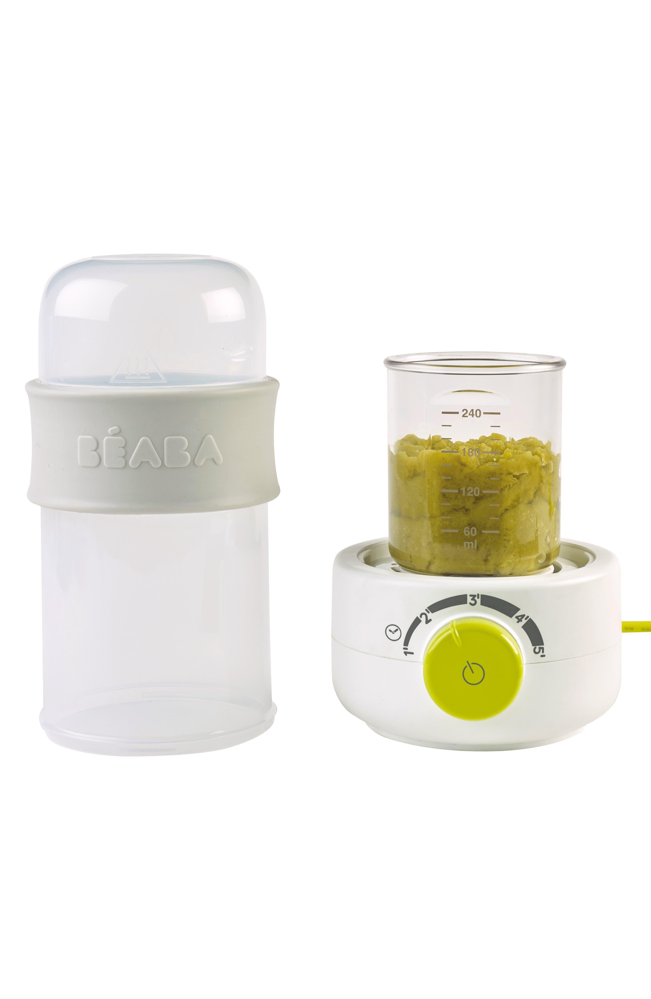 Alternate Image 3  - BÉABA Baby Milk Bottle Warmer