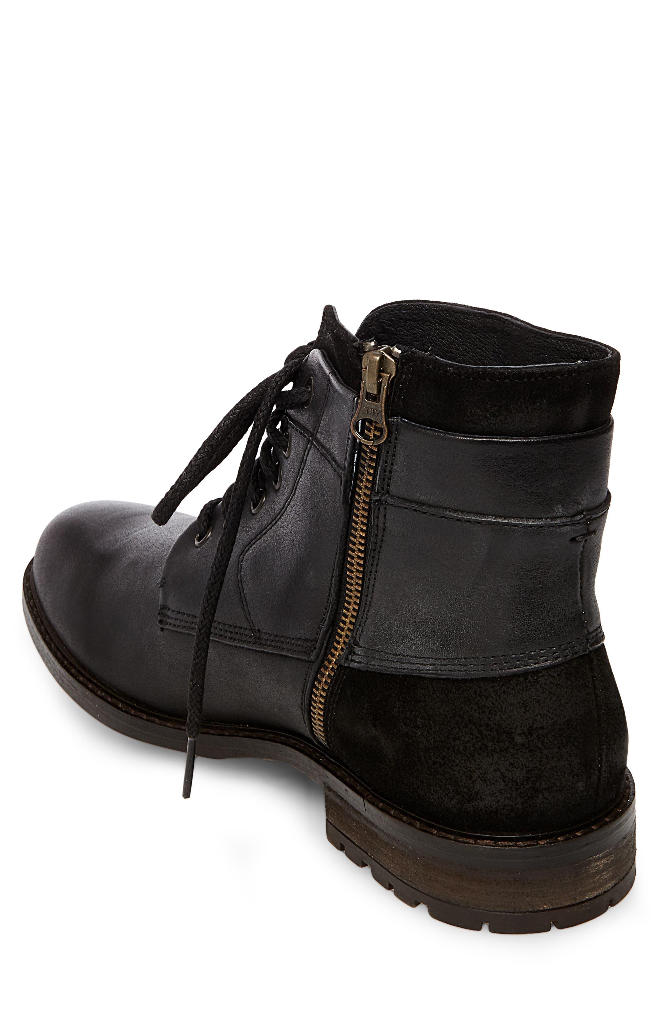 Alternate Image 2  - Steve Madden Hardin Plain Toe Boot (Men)