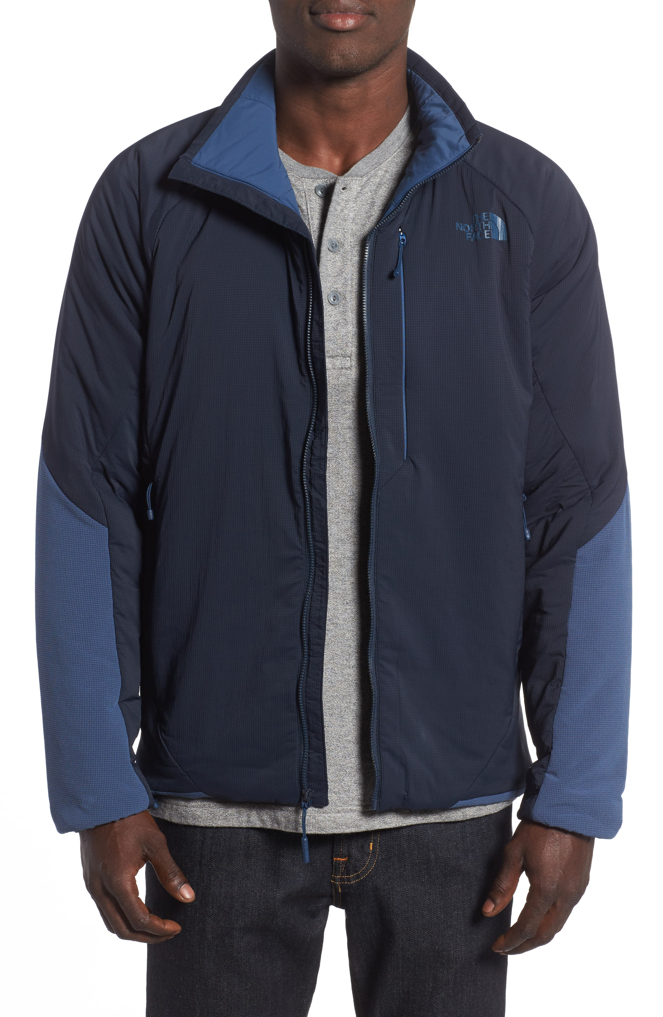 Alternate Image 1 Selected - The North Face Ventrix Water Resistant Ripstop Jacket