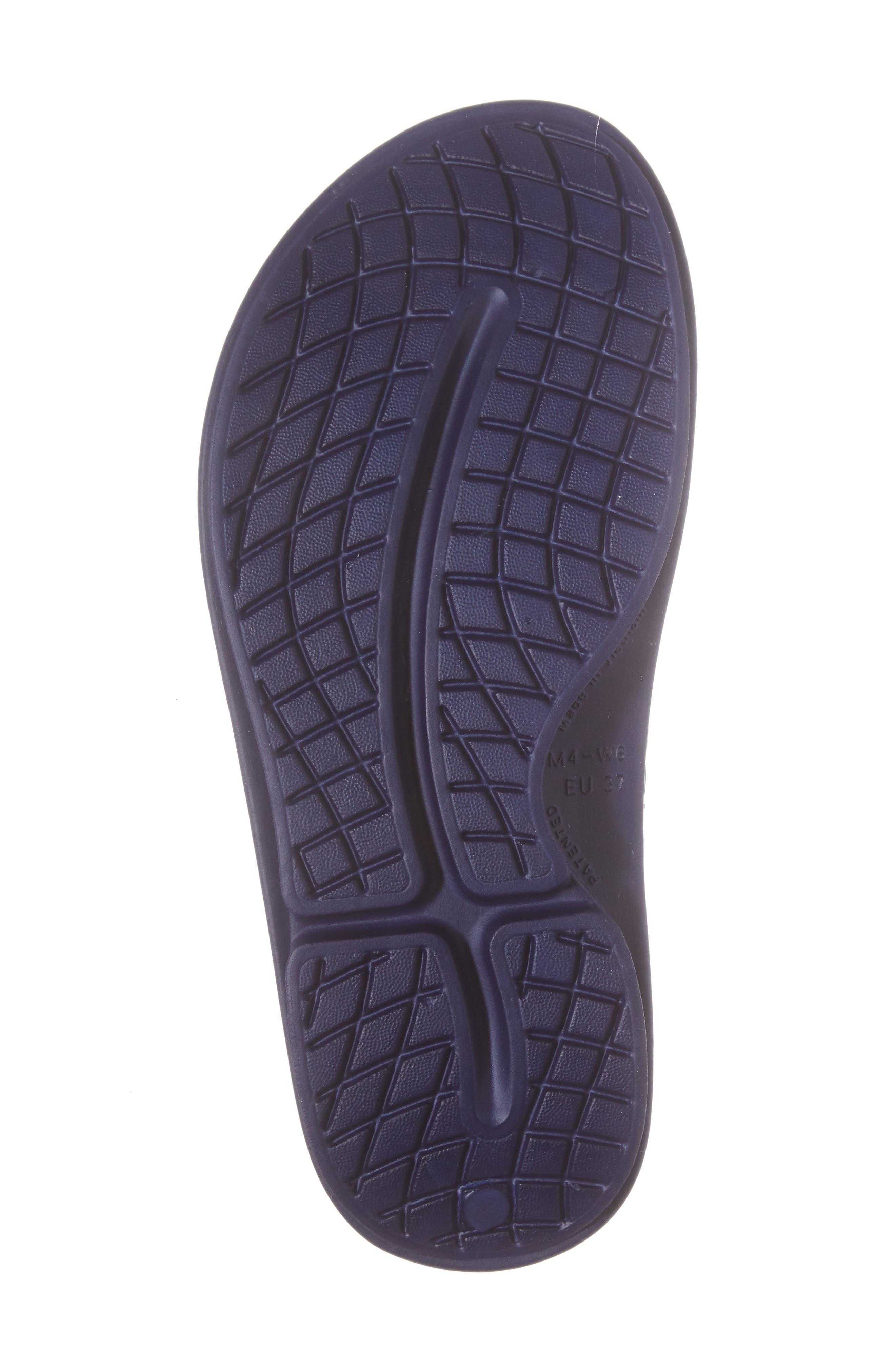 Alternate Image 6  - Oofos OOahh Slide Sandal (Women)