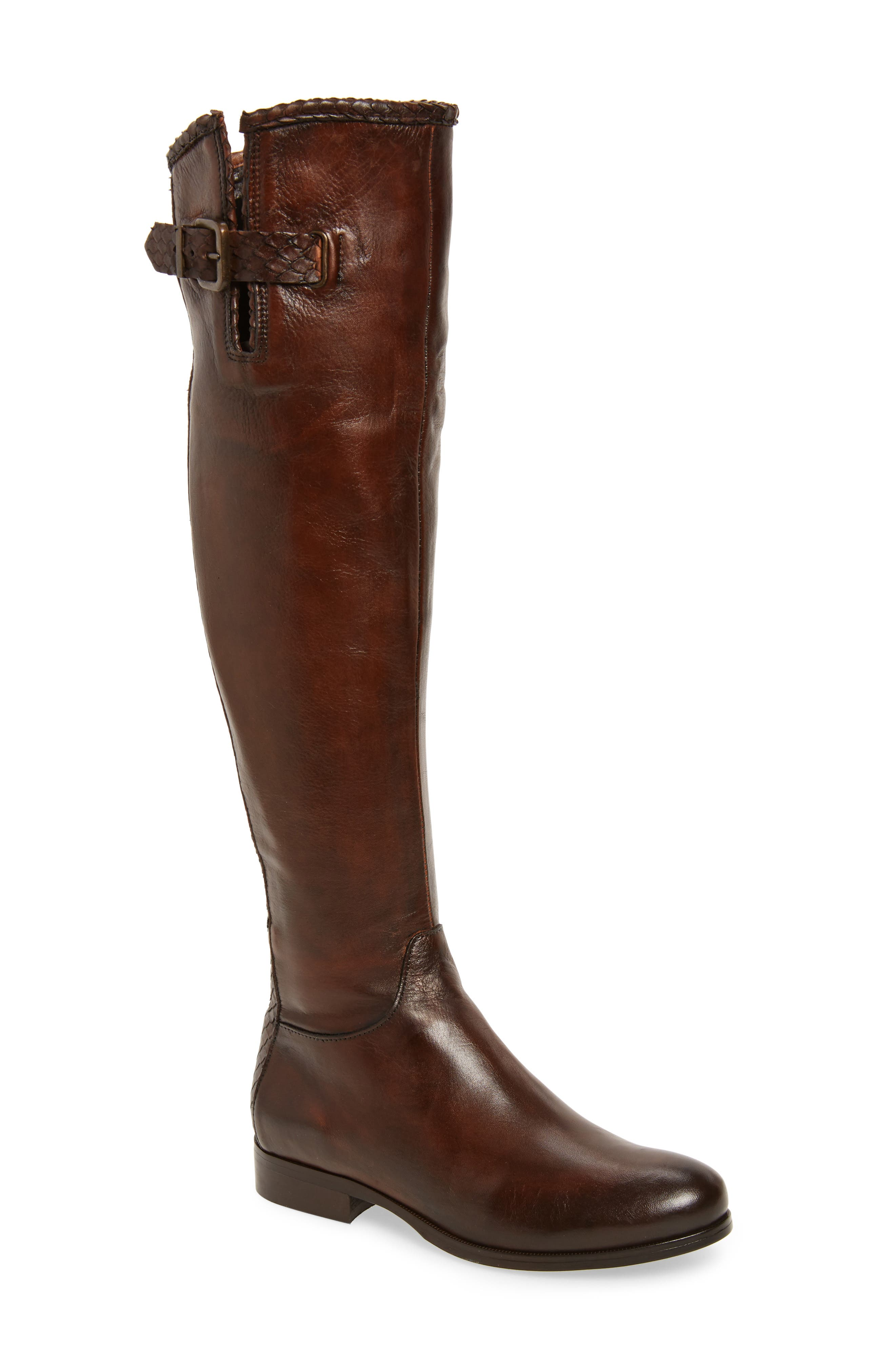 Ron White Piper Over the Knee Boot (Women)